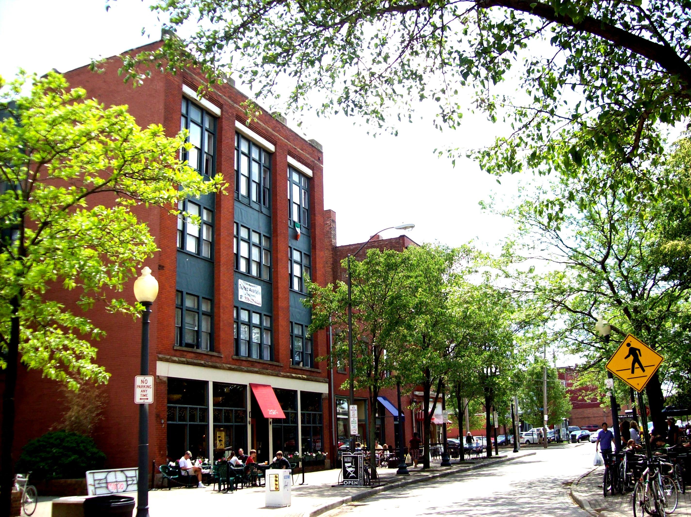 Ohio City, Cleveland - Wikipedia