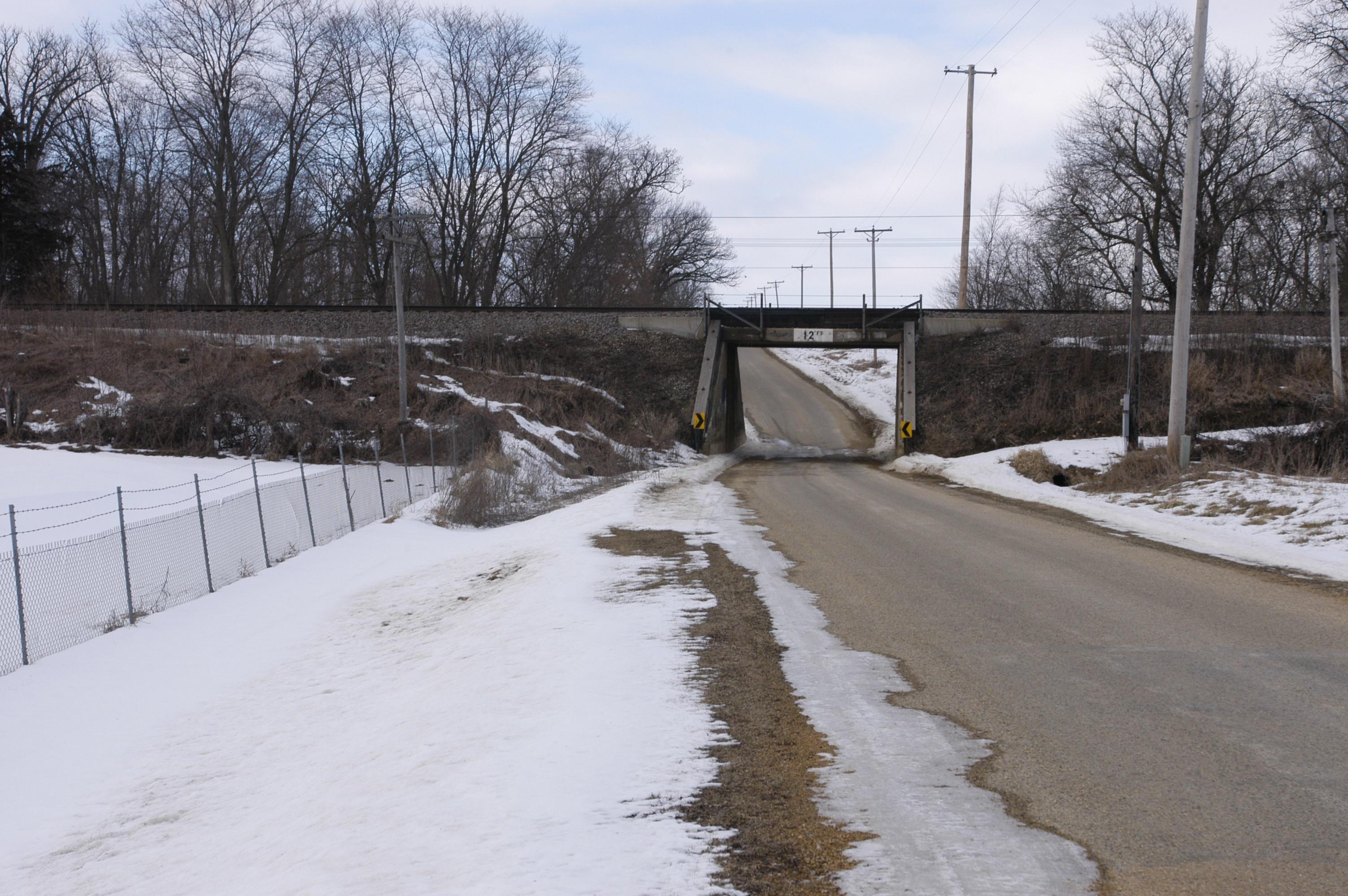 Illinois ogle county polo - File Ogle County Near Polo Il One Lane Bridge Jpg