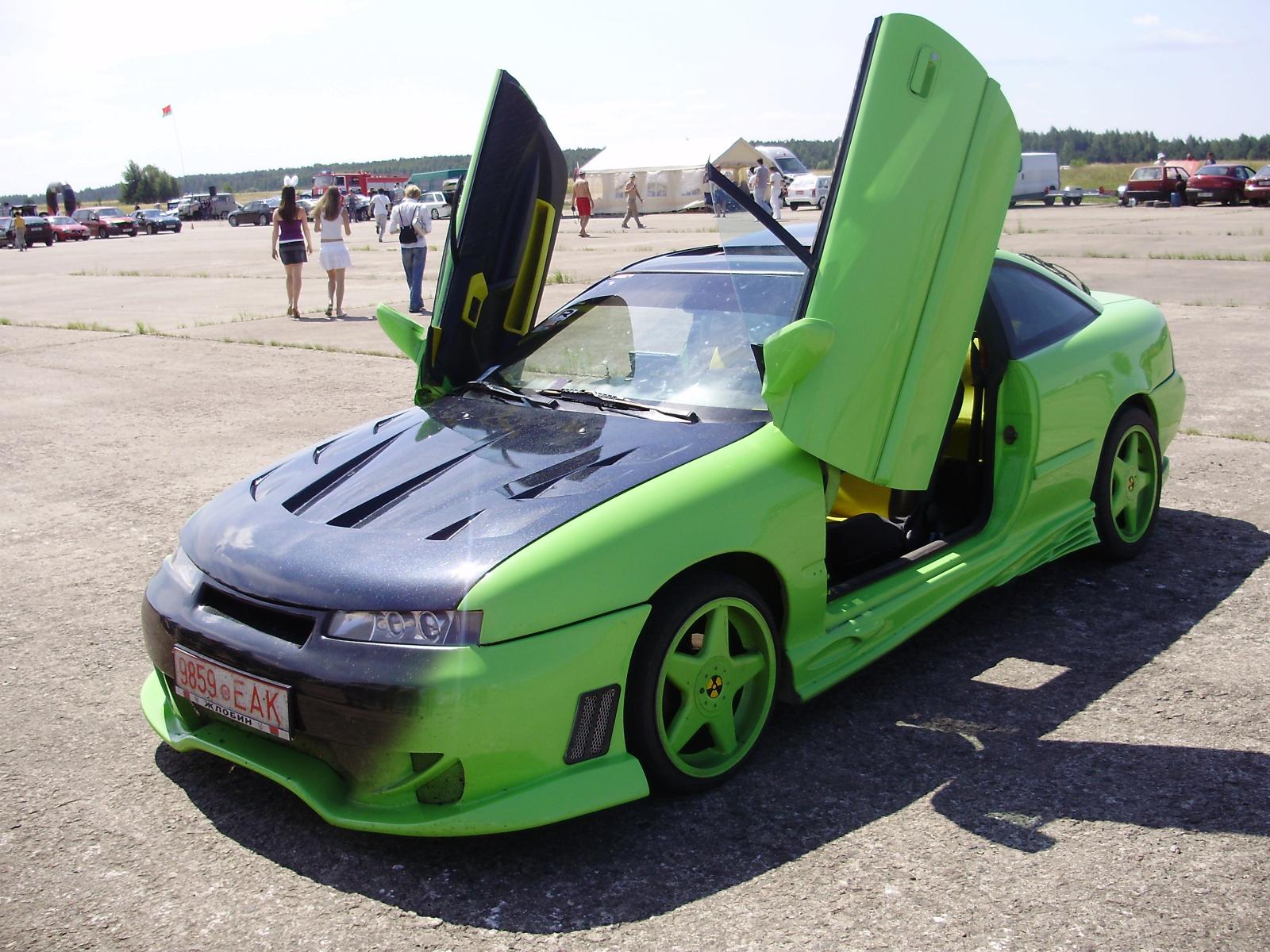 Tuning Cars And News Opel Calibra Tuning