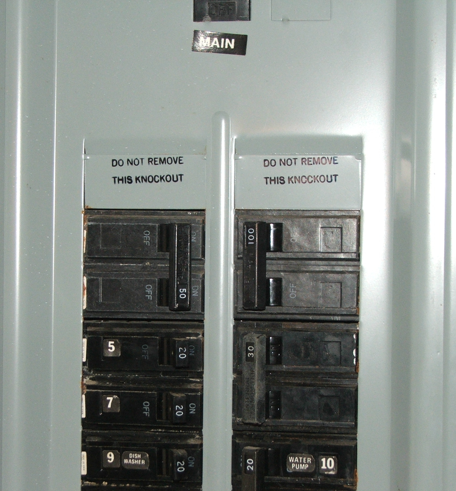 Distribution Board Wikipedia