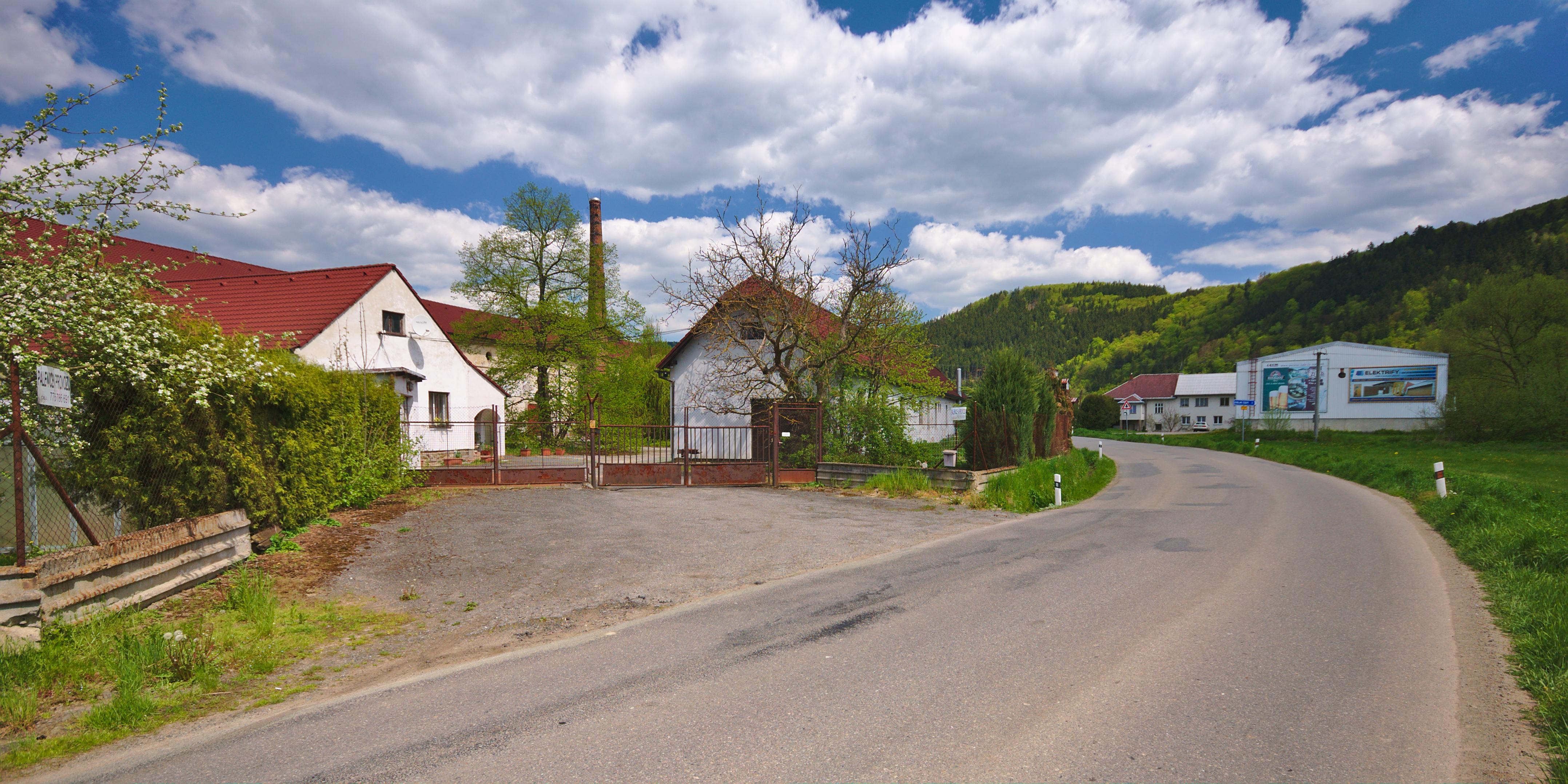 File:Pálenice, Bořinov, Ujčov, okres Žďár nad Sázavou jpg