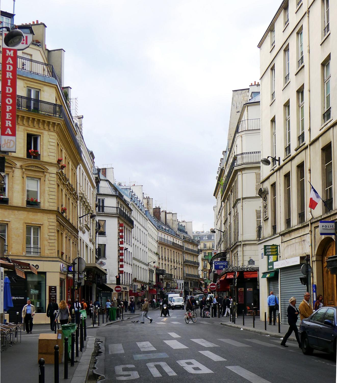 Rue du faubourg montmartre wikipedia - Paris rue du faubourg saint antoine ...