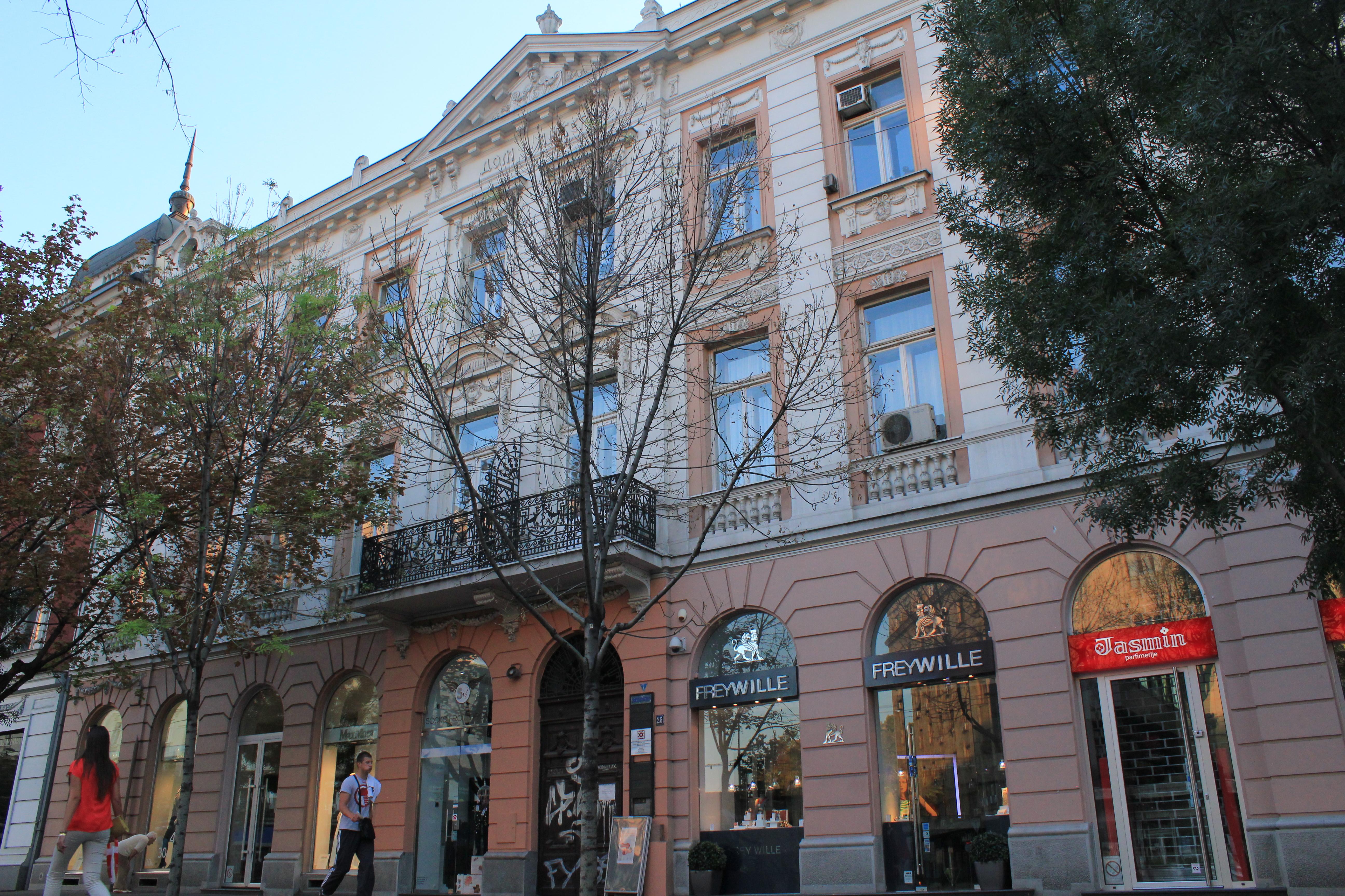 Znamenite gradjevine grada Beograda Palata_%E2%80%9EAnker%E2%80%9C_1