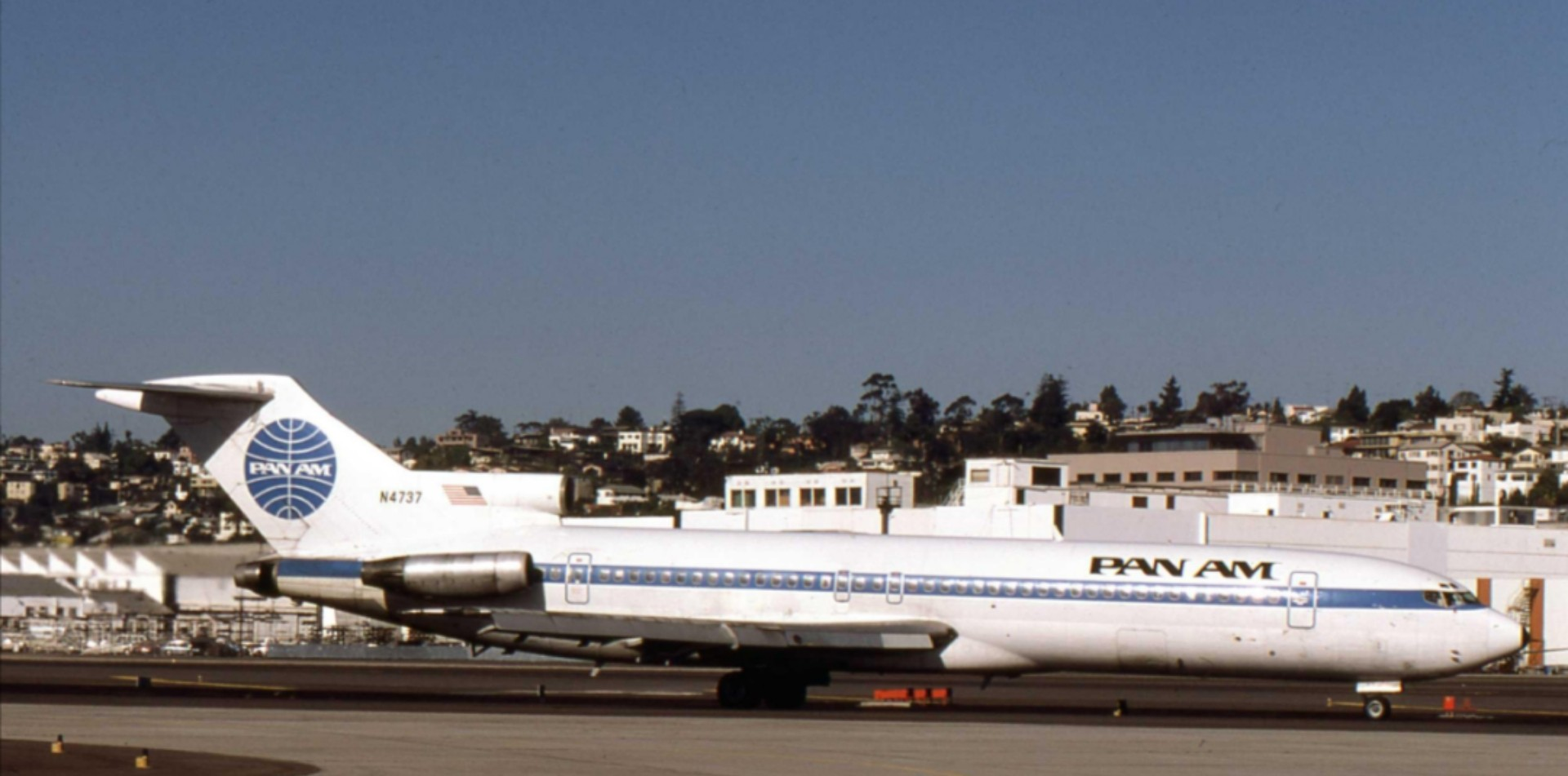 航空 914 アメリカン パン