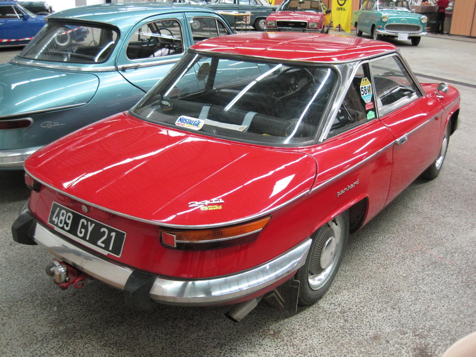 Panhard Pl Cars For Sale