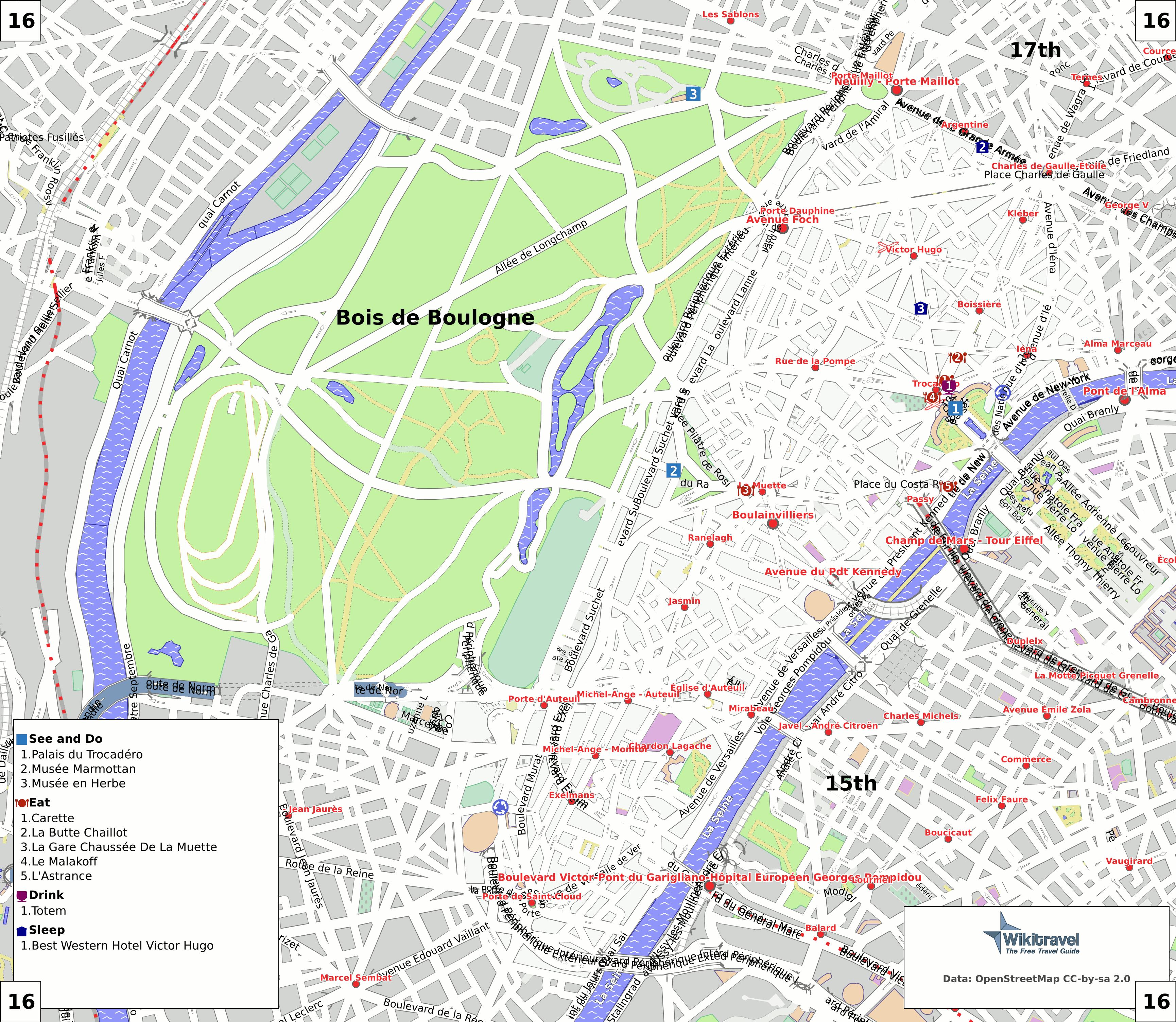 Hotel Des Bois Paris