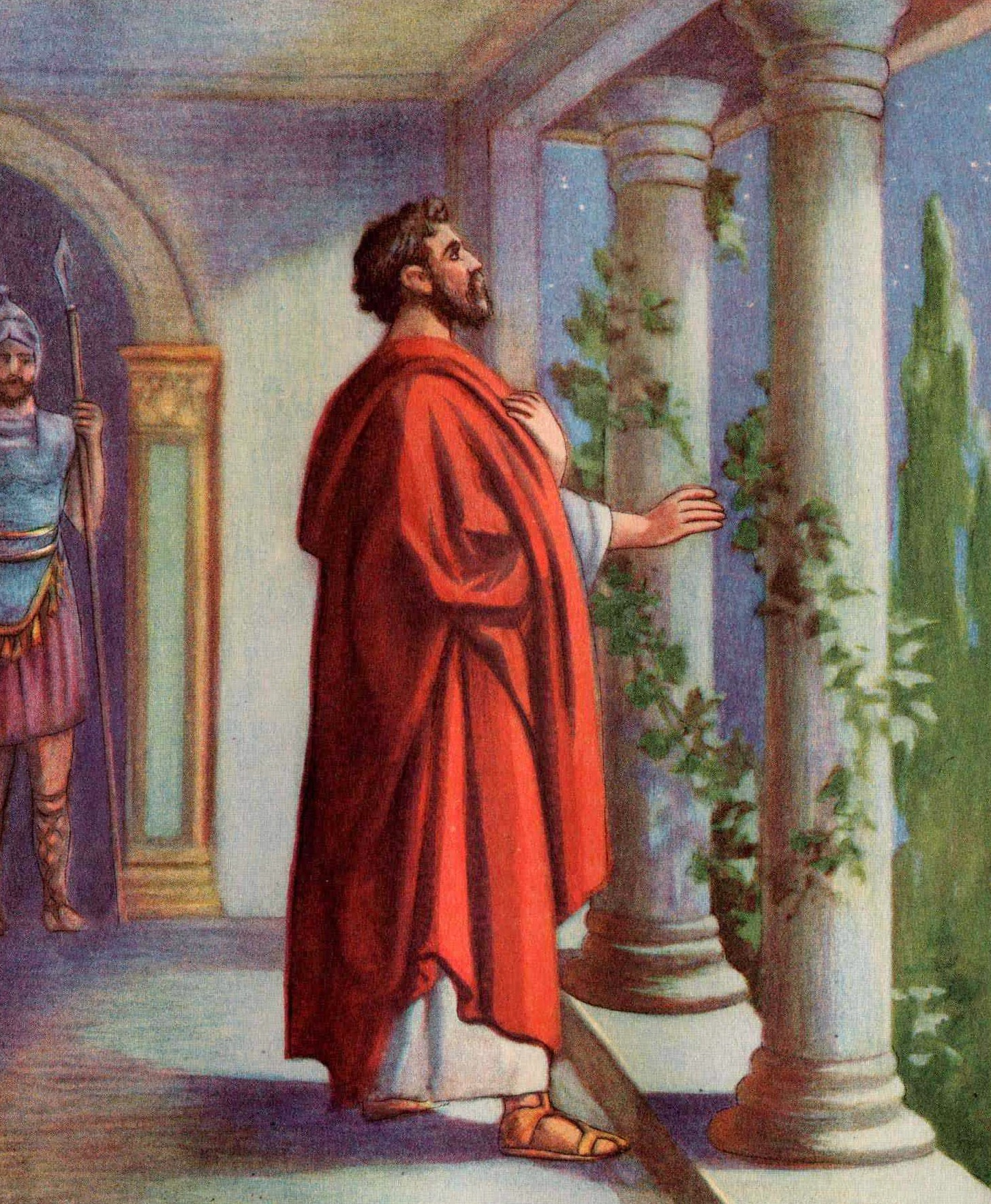 paul of tarsus and philemon The letter to philemon is the shortest of paul's letters it consists of only  he  would not command him, though as an apostle he had authority to do so rather  he.