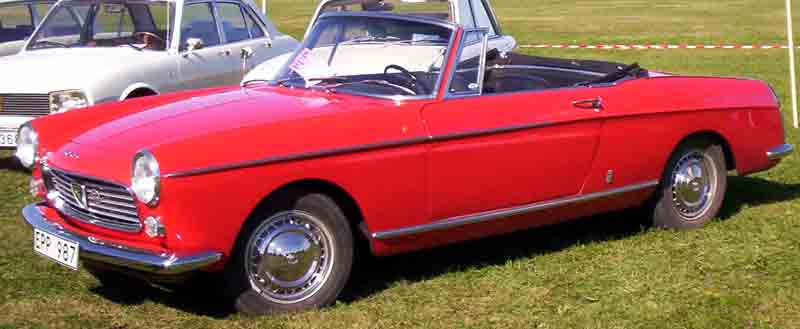 file peugeot 404 cabriolet wikimedia commons. Black Bedroom Furniture Sets. Home Design Ideas