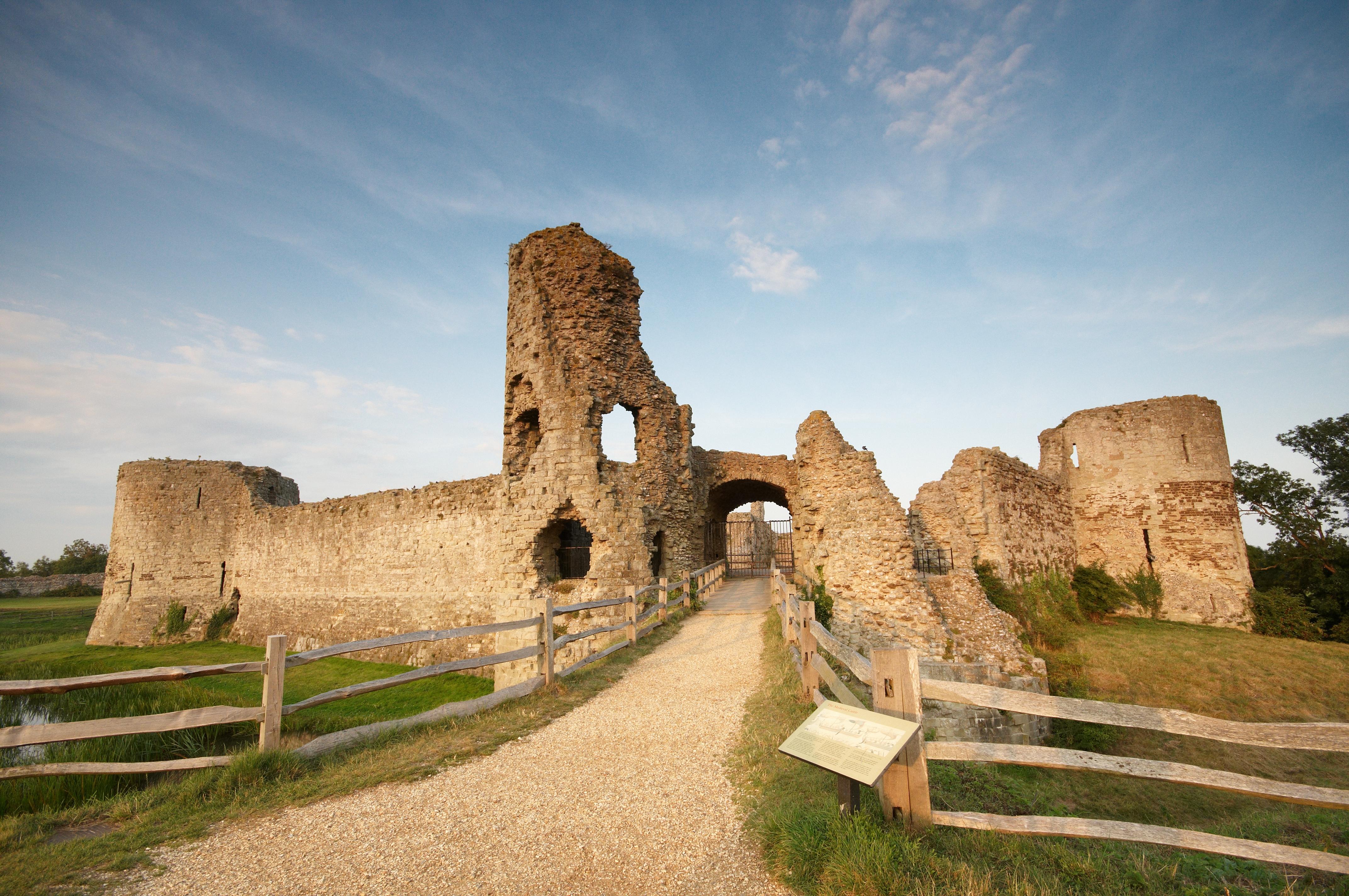 Castle medieval german