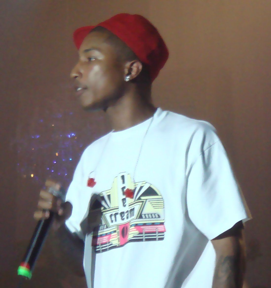 BBC - Albums produced by Pharrell Williams