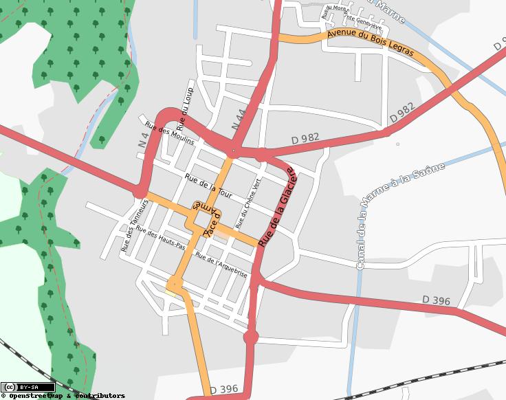 Plan de fr:Vitry-le-François (51300).