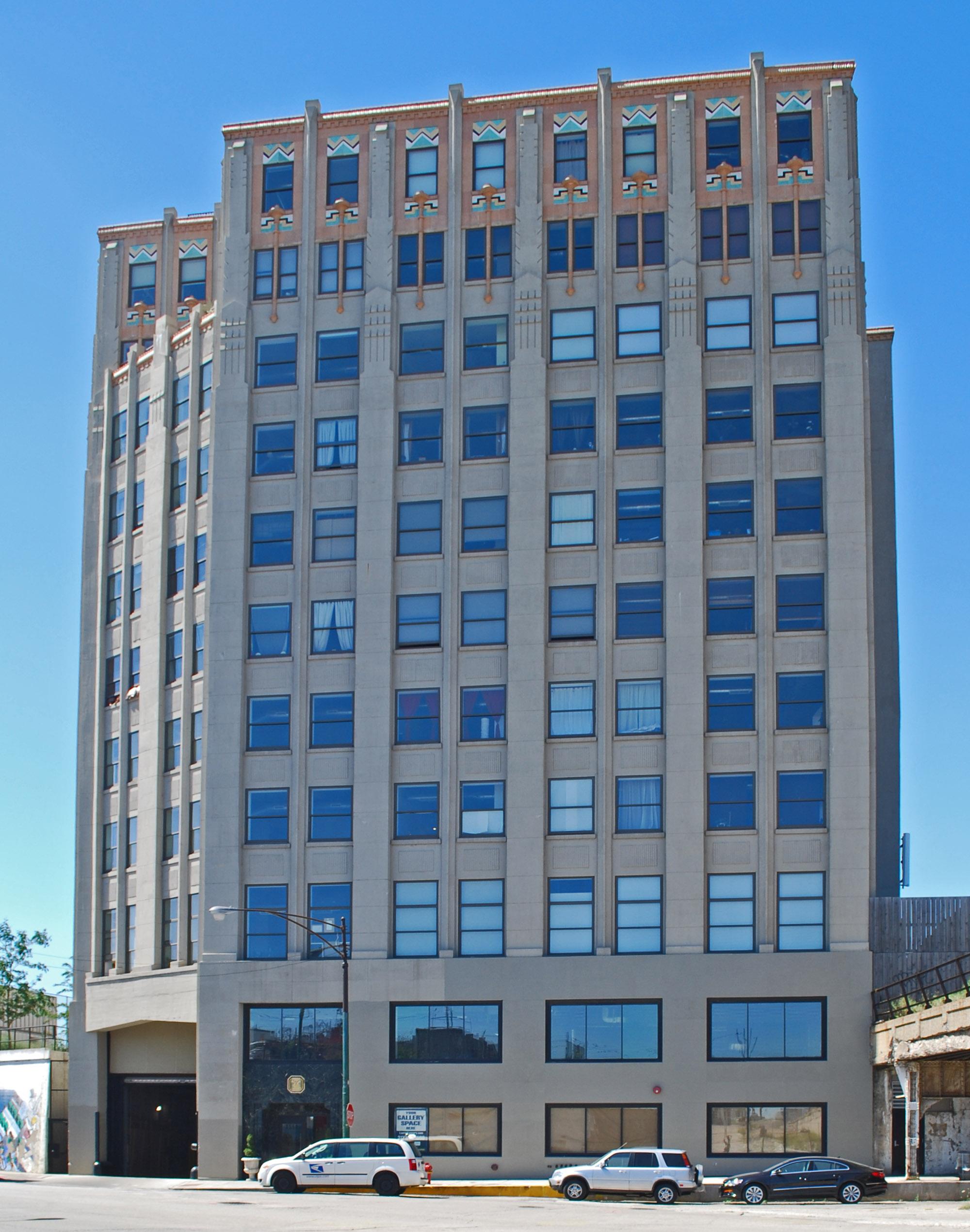 Storage Company Building
