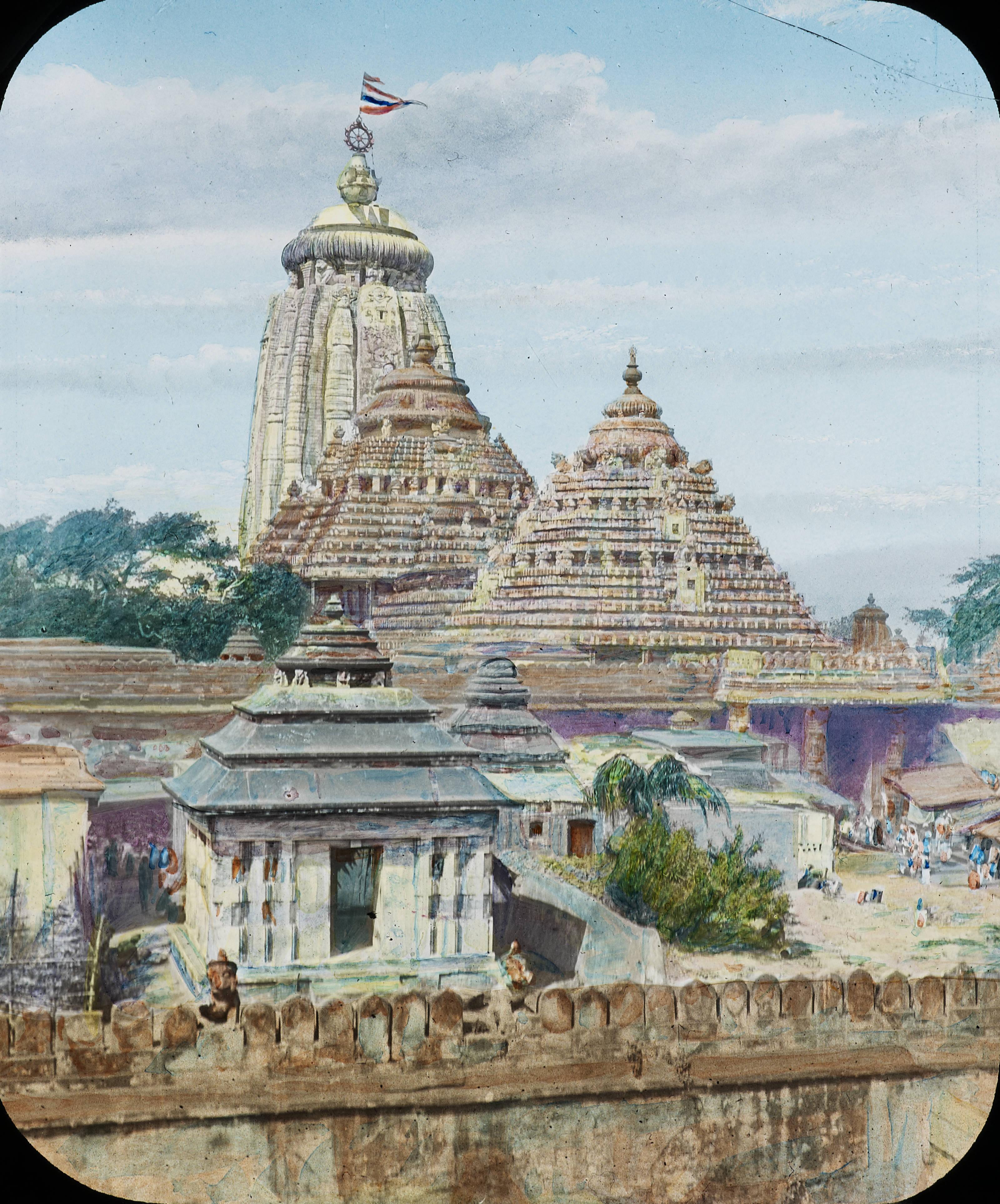 Puri India  city photo : Description Puri, India, ca. 1915 IMP CSCNWW33 OS14 69