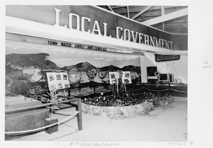 File:Queensland State Archives 4989 Local Government Exhibit Queensland Industries Fair April 1952.png