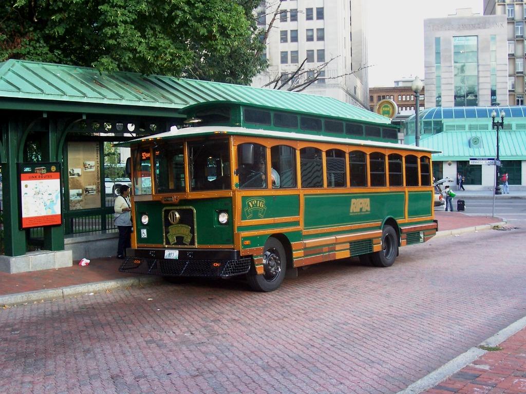Anna Street Trolley Grand Island Ne