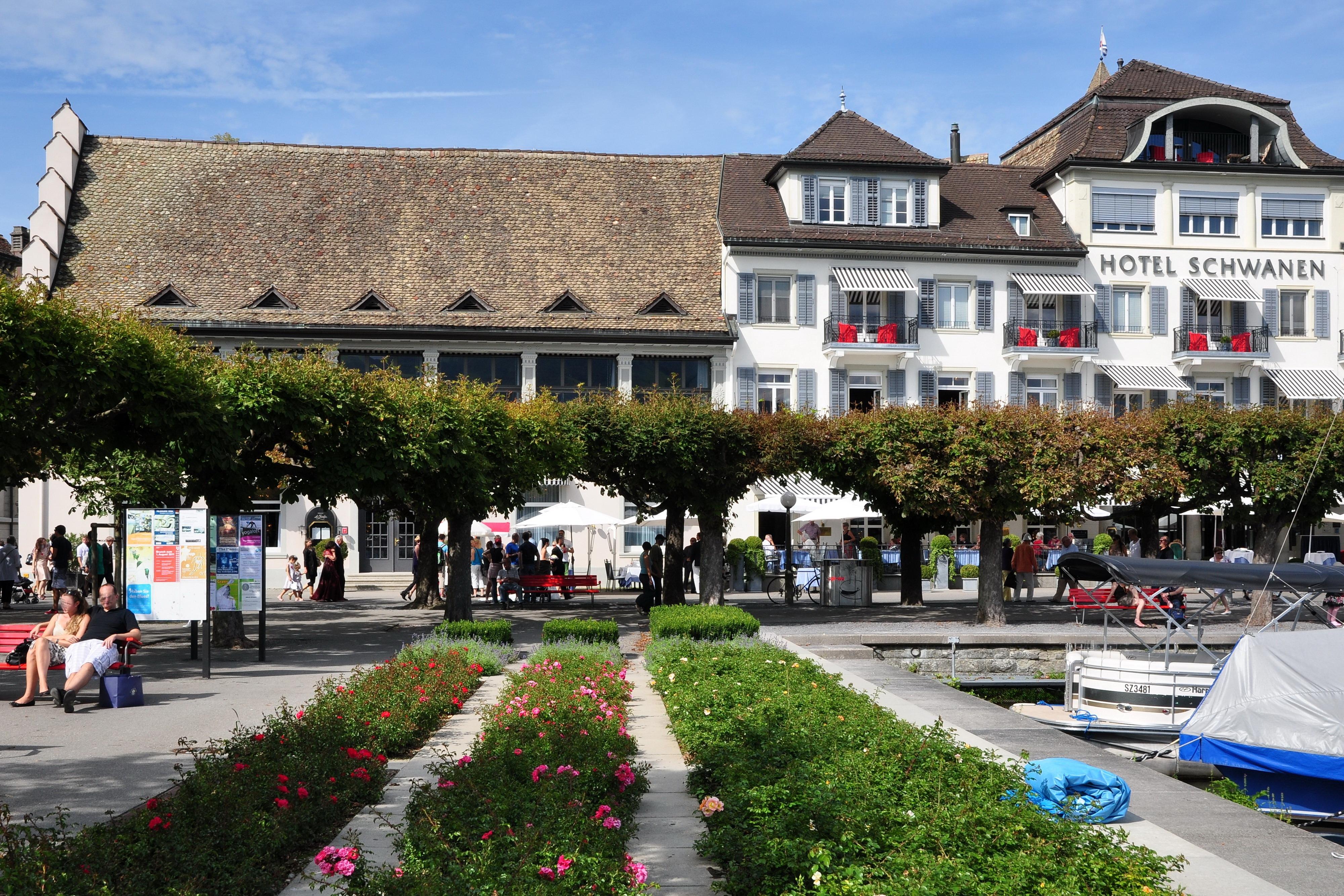 Hotel Restaurant Schwanen Metzingen Germany