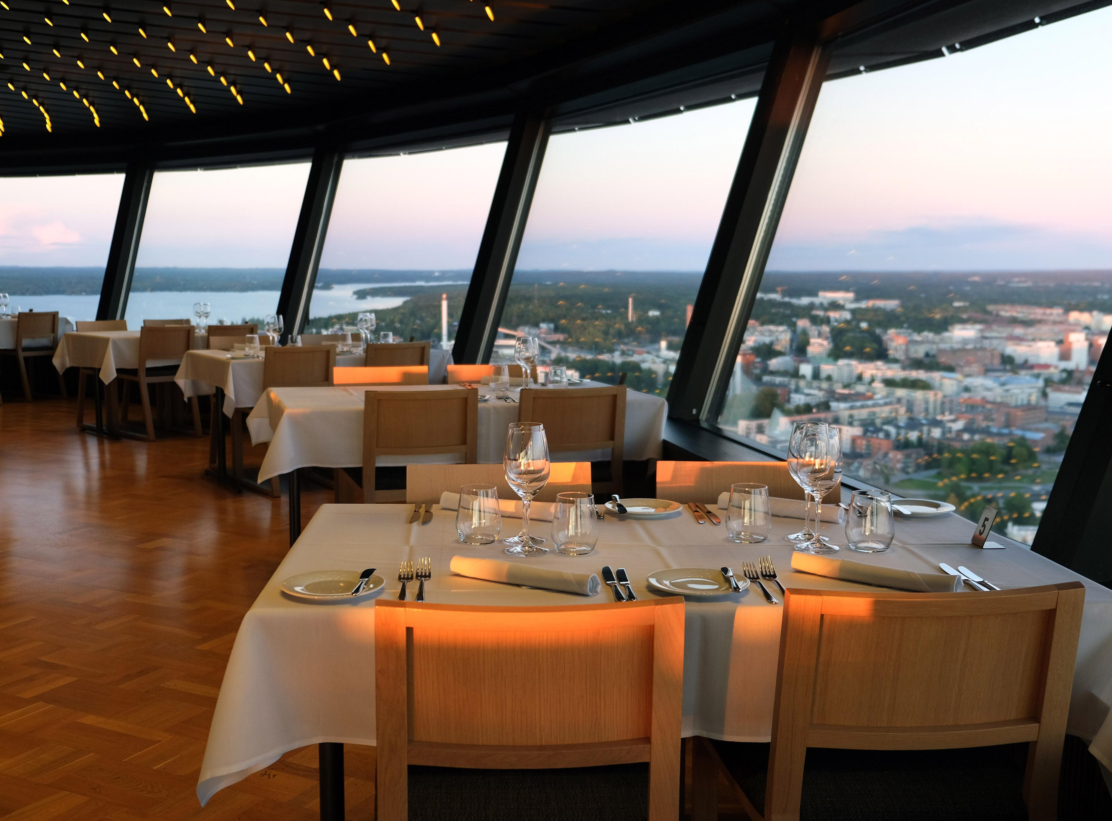 Revolving restaurant - Wikipedia