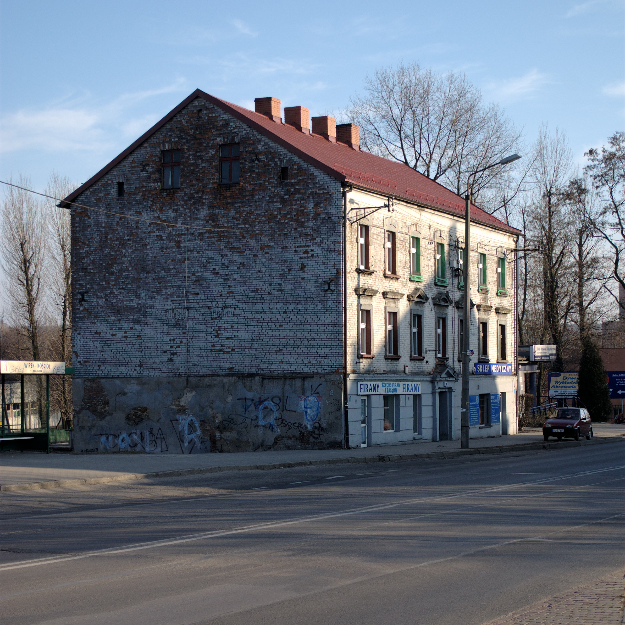 Fileruda śląska 1 Maja 290 Dsc 7260jpg Wikimedia Commons