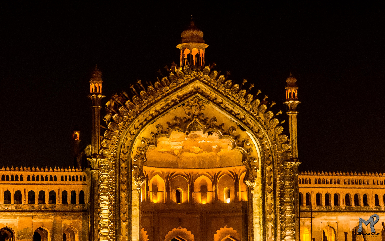 Rumi darwaza at Lucknow