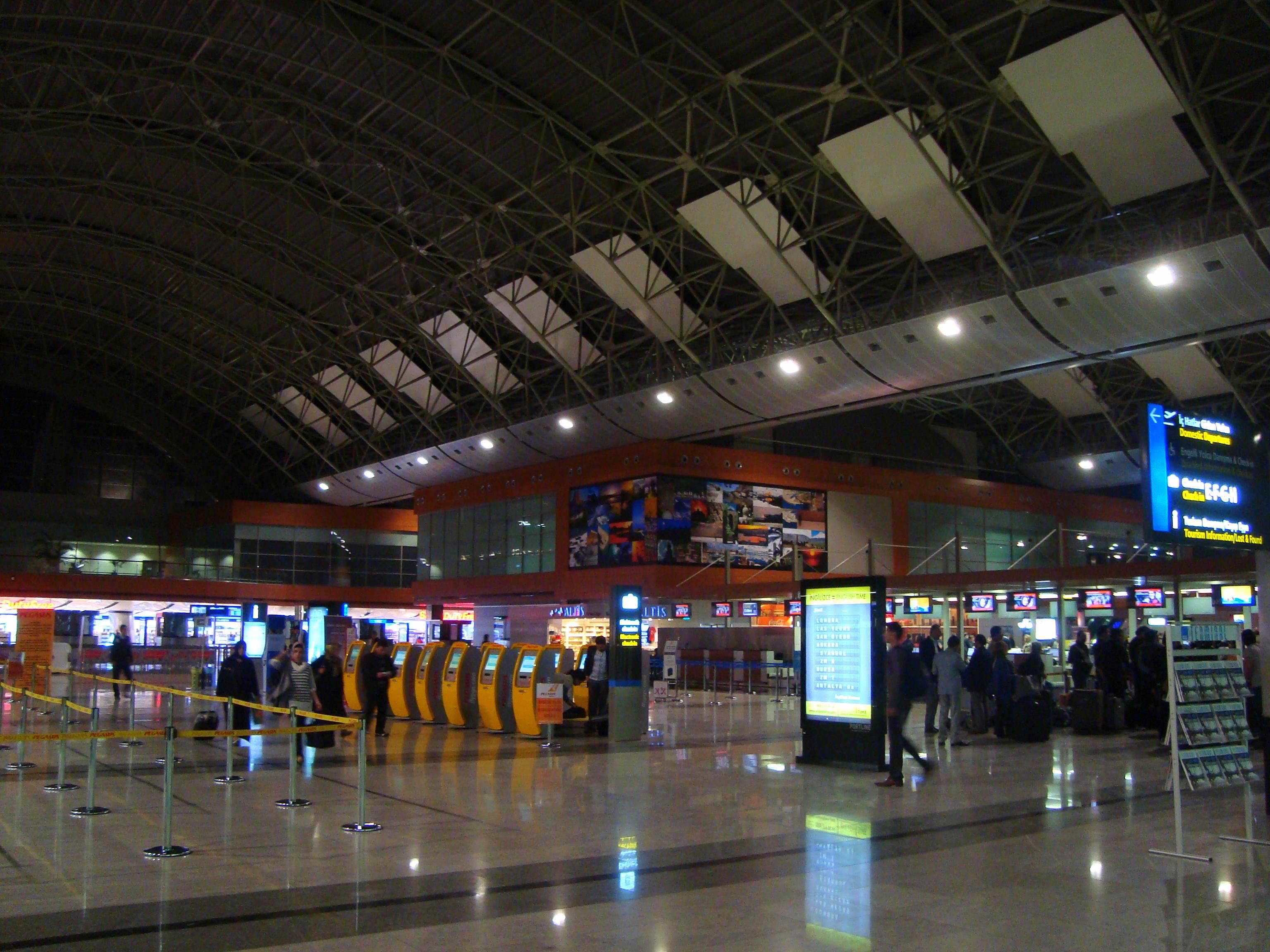 Διεθνές Αεροδρόμιο Σαμπιχά Γκιοκτσέν