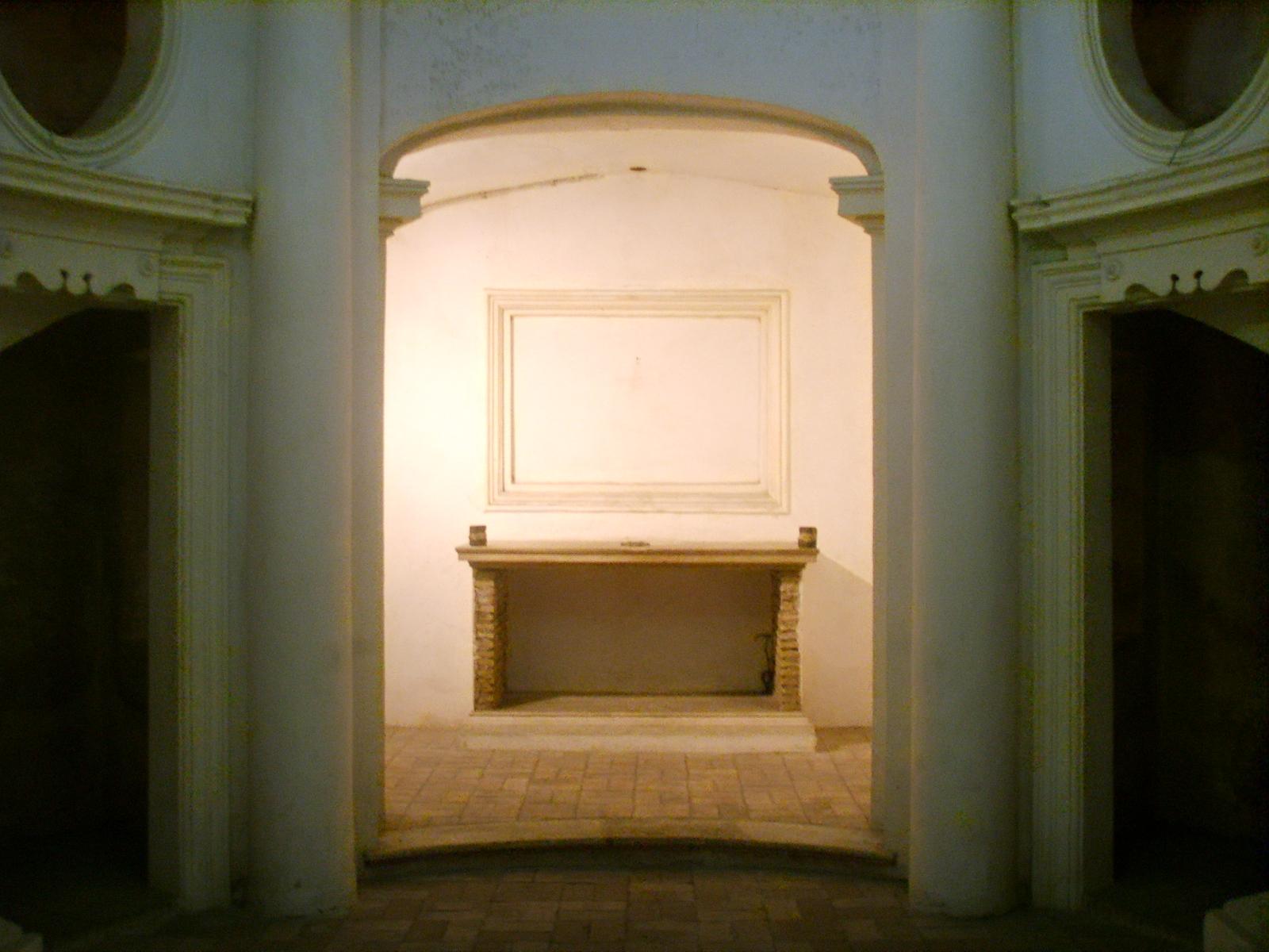 datei san giovanni dei fiorentini roma cripta 3 jpg wikipedia. Black Bedroom Furniture Sets. Home Design Ideas
