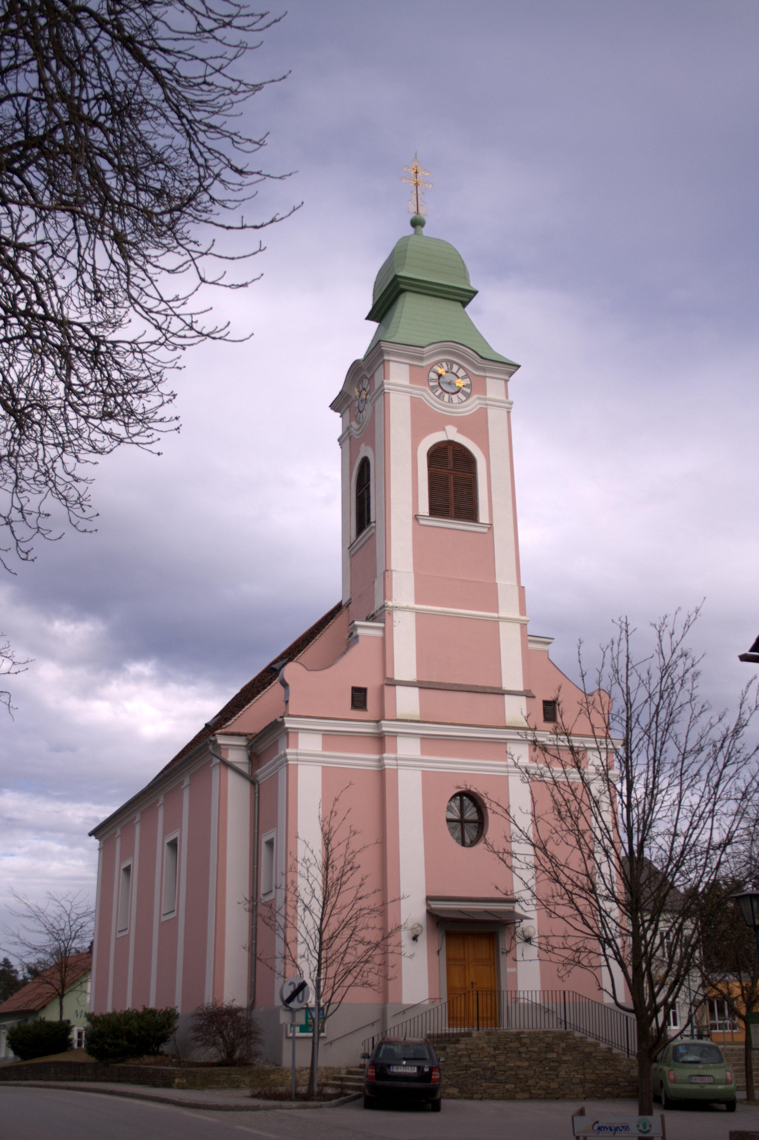 Gemeindeamt der Gemeinde Buch-Sankt Magdalena - Herold