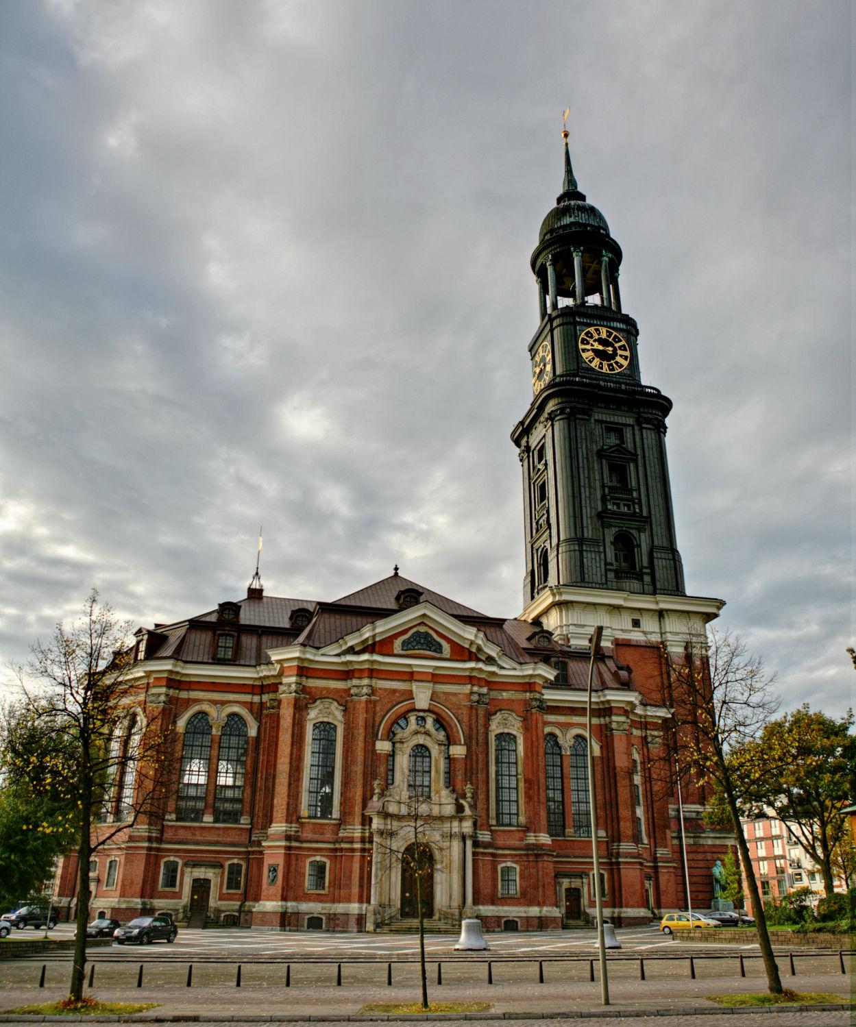 Sankt Michaelis Kirche