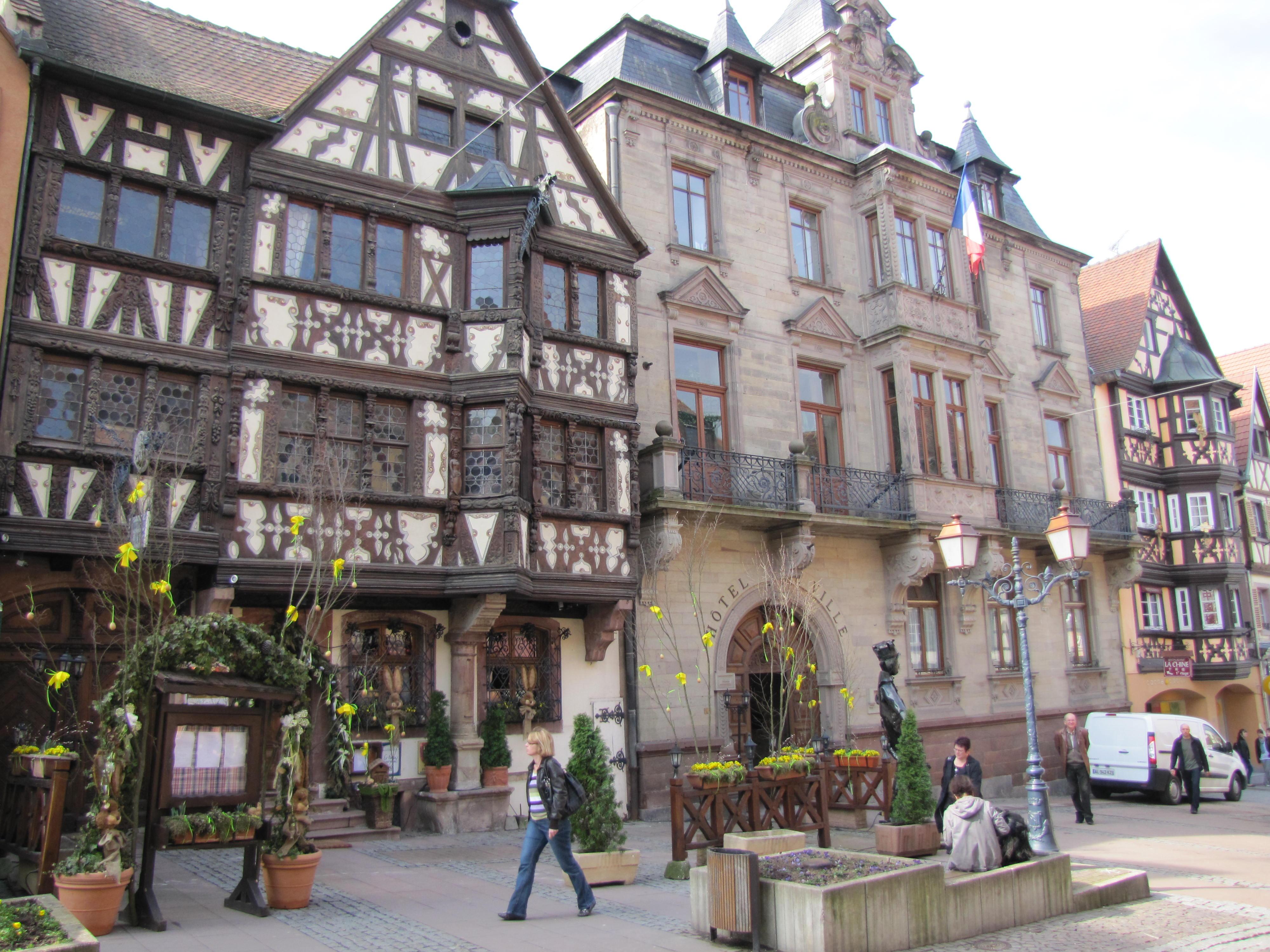 Restaurant Nancy Grand Rue