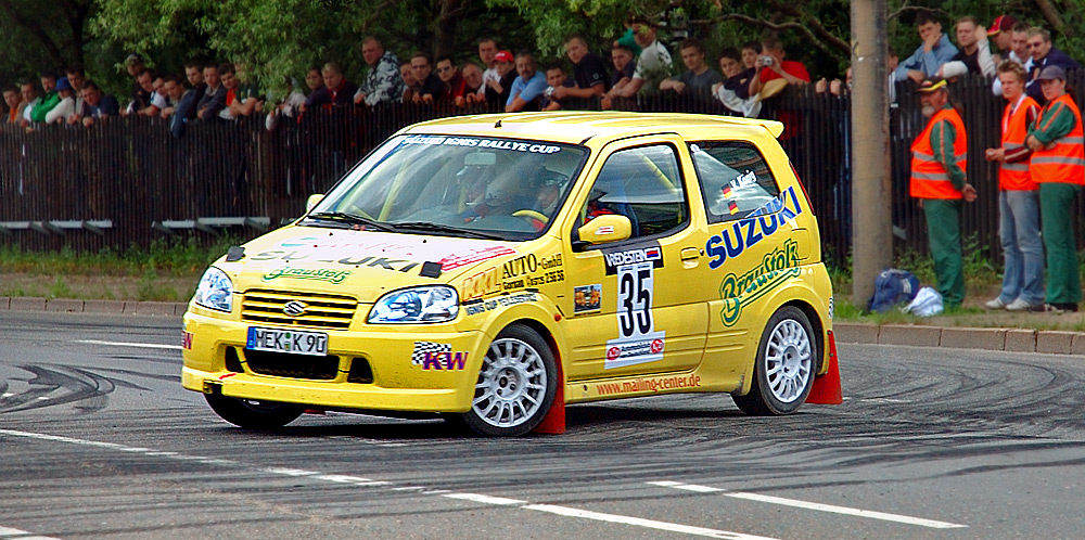 Datei Saxony Rally Racing Suzuki Ignis Sport 35 Aka Jpg Wikipedia