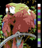 Screen color test Commodore64 Multicolor.png
