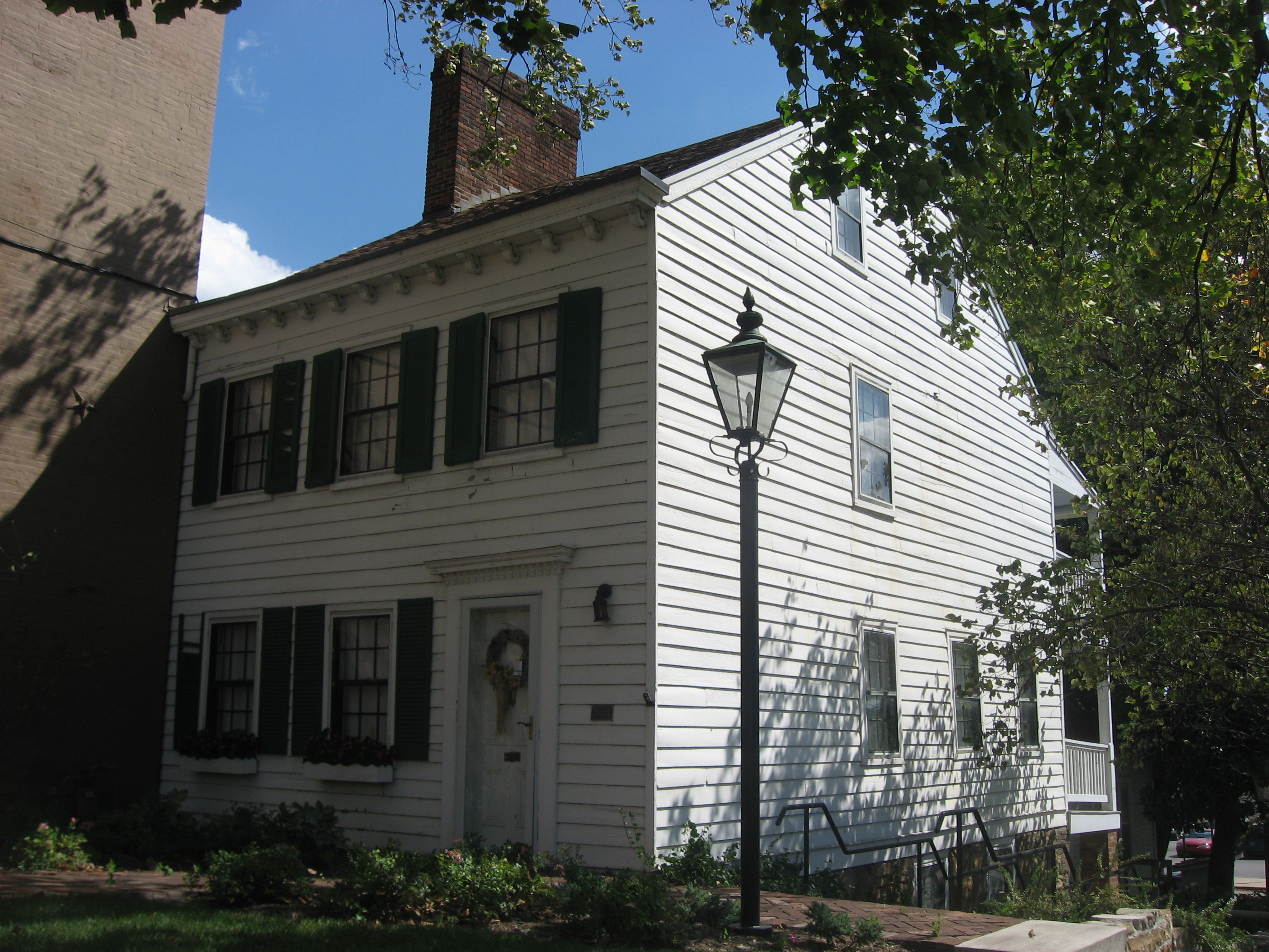 Scribner House New Albany Indiana Wikiwand