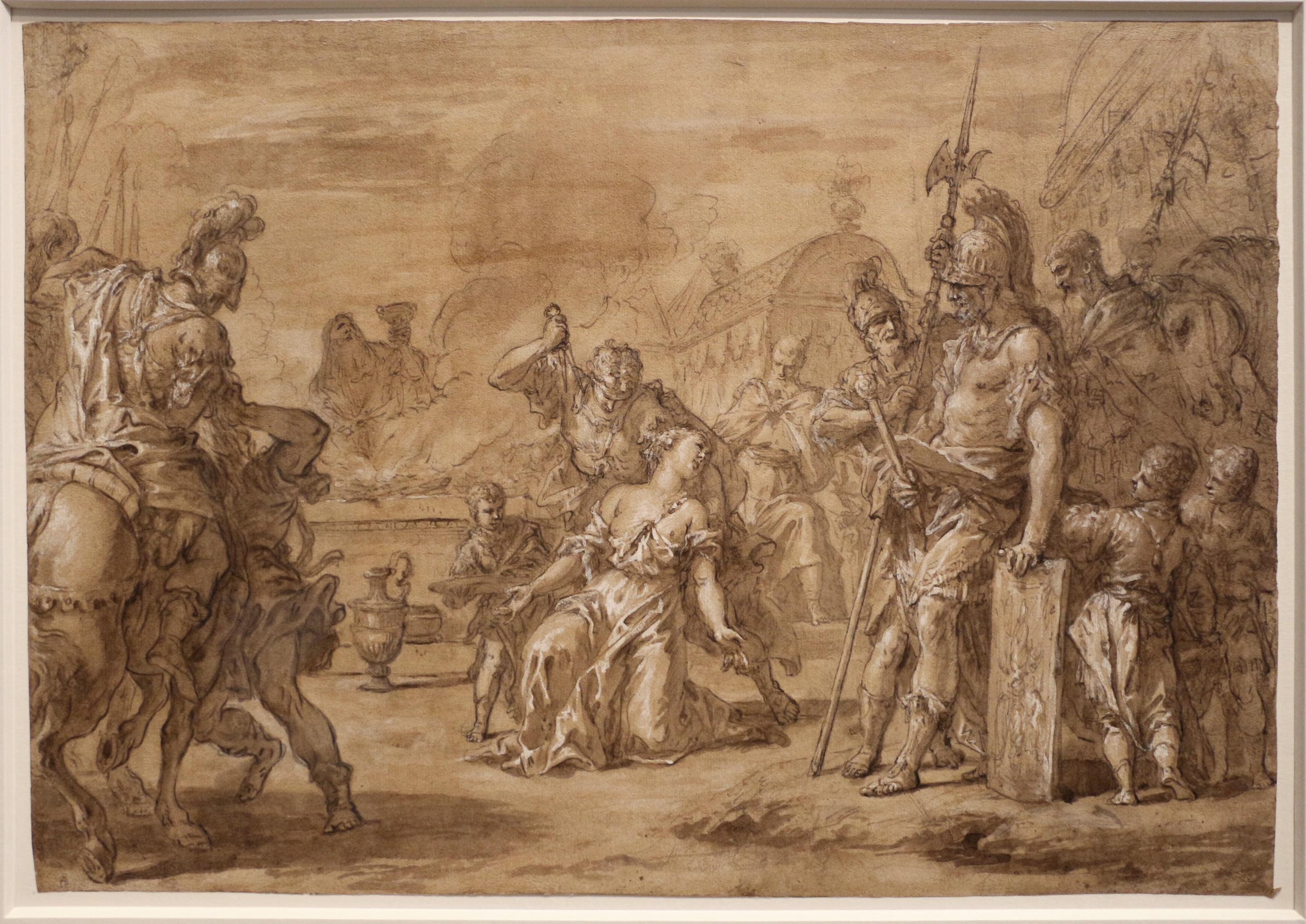 File:Sebastiano ricci, disegni dell'album, 1706-1725 ca. (