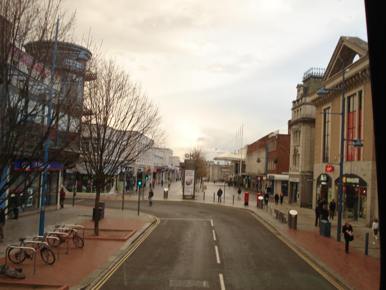 Southampton City Centre - Wikiwand