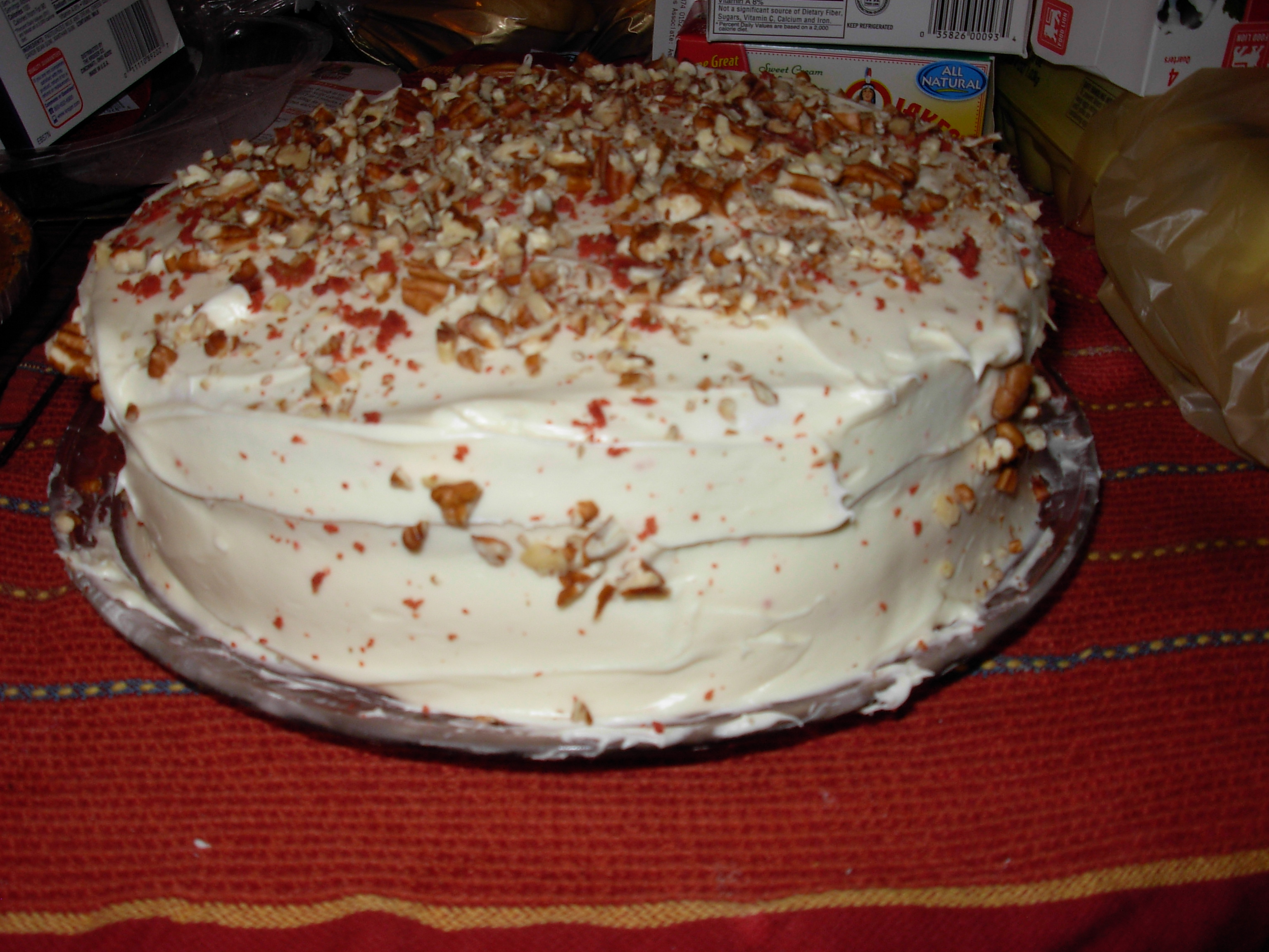 Red Velvet Cake Benefits