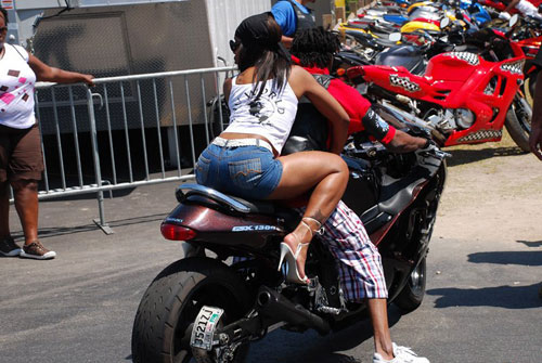 File:Spiked heels passenger at Black Bike Week Festival 2008.jpg
