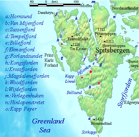 File:Spitsbergen mountains and marine features labelled ...