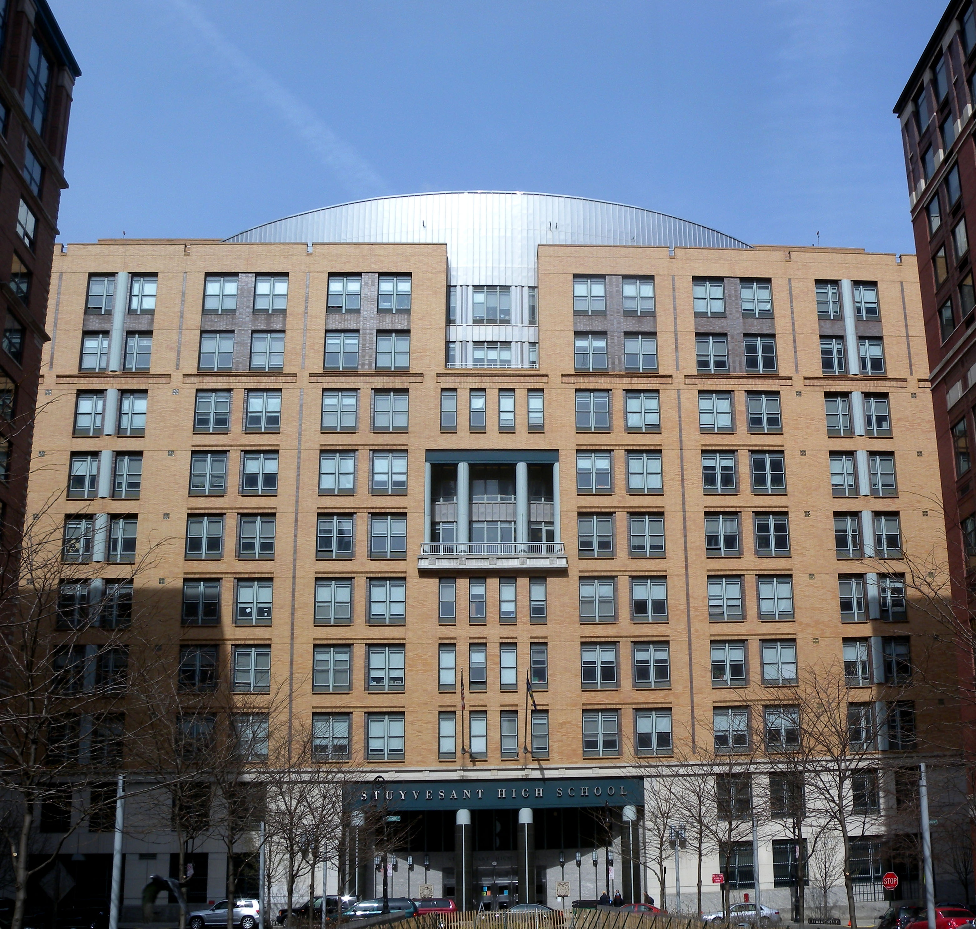 image of Stuyvesant High School