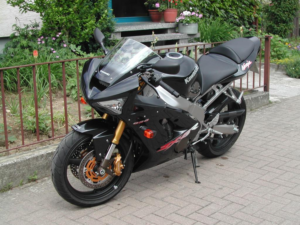 Black Ninja Kawasaki For Sale