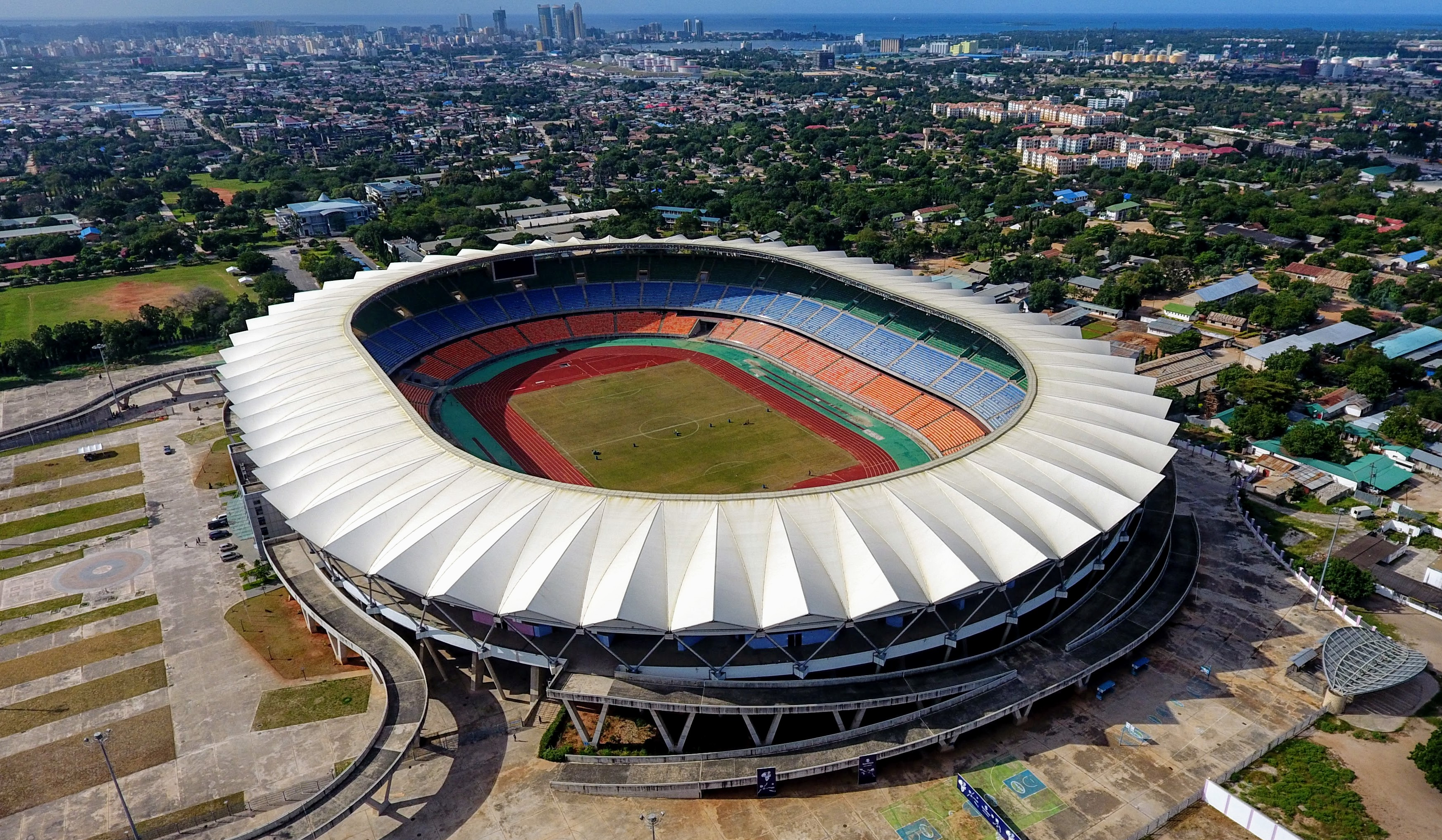 Tanzania National Main Stadium