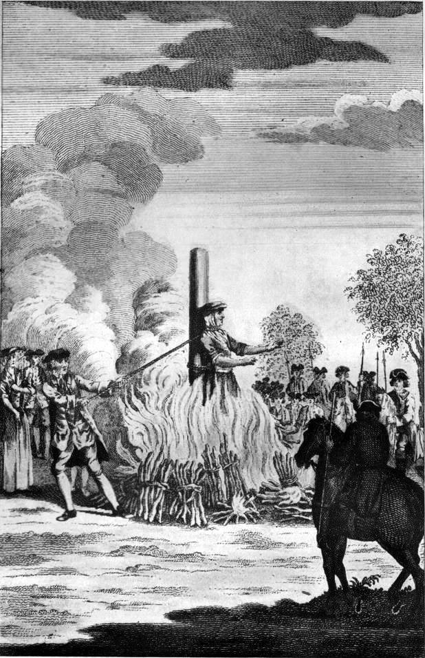burning of women in england wikiwand