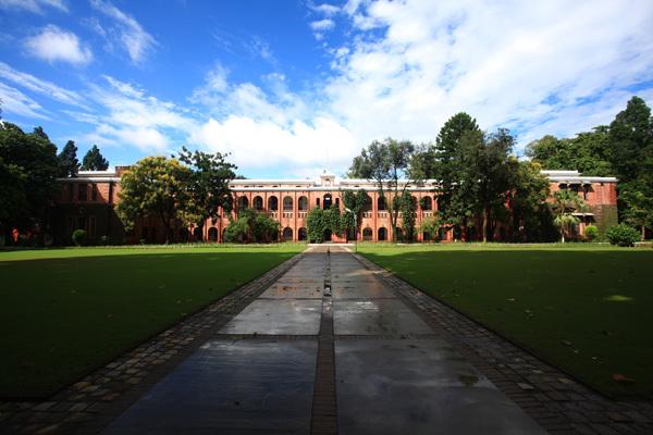 Main Building of The Doon School.