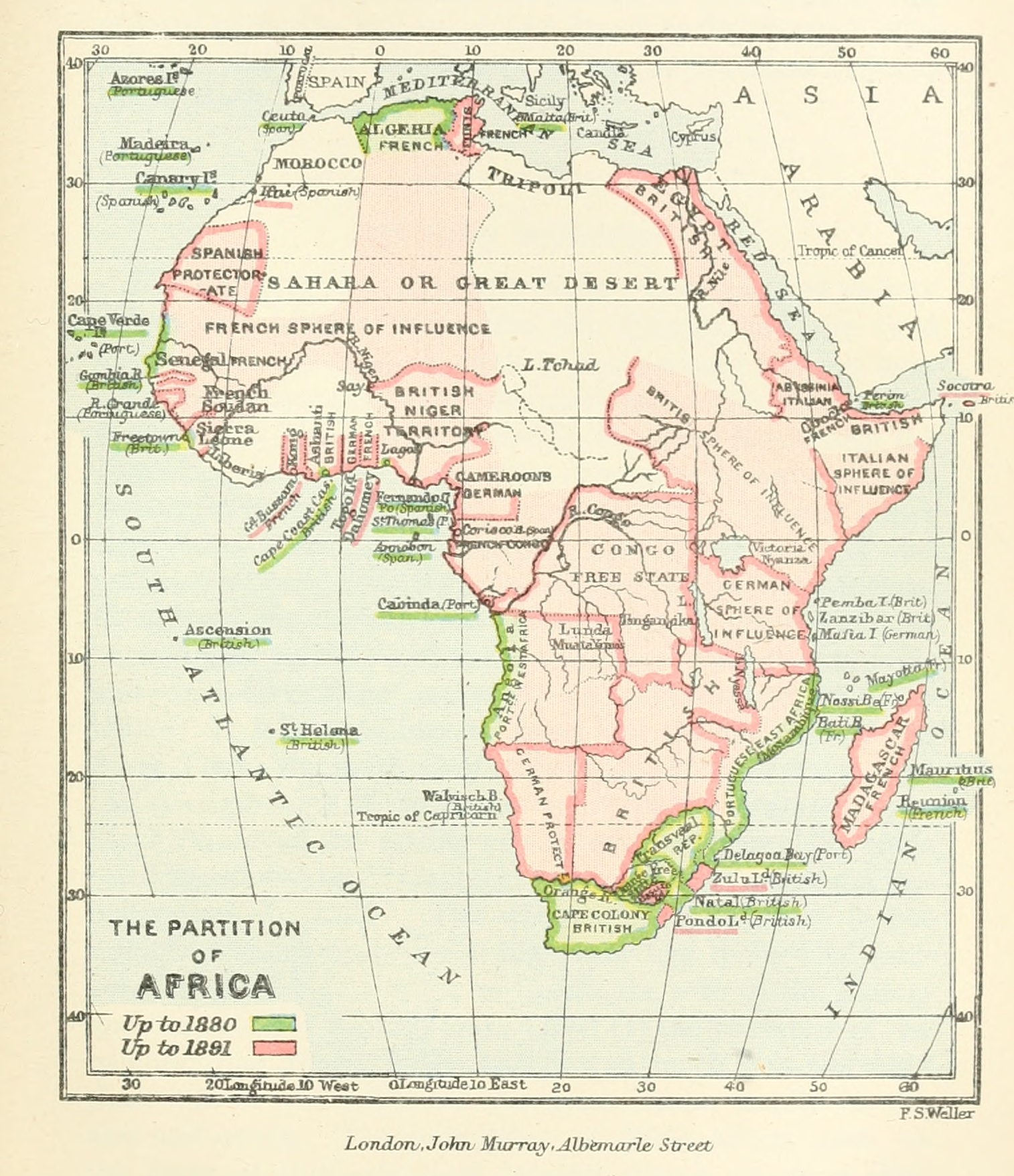 Partition Of Africa Map.File The Partition Of Africa Jpg Wikimedia Commons