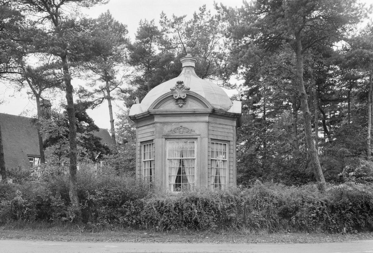 Koepel Bosch en Hoven, verminkt in Aerdenhout | Monument ... | 1200 x 815 jpeg 321kB