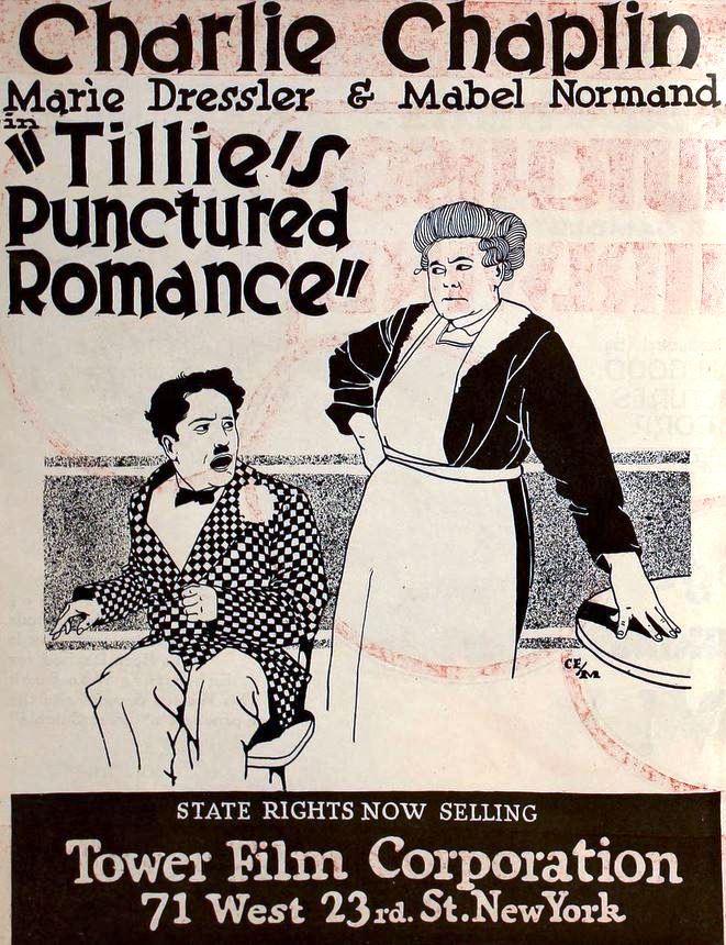 Tillie's Punctured Romance - Viquipèdia, l'enciclopèdia lliure