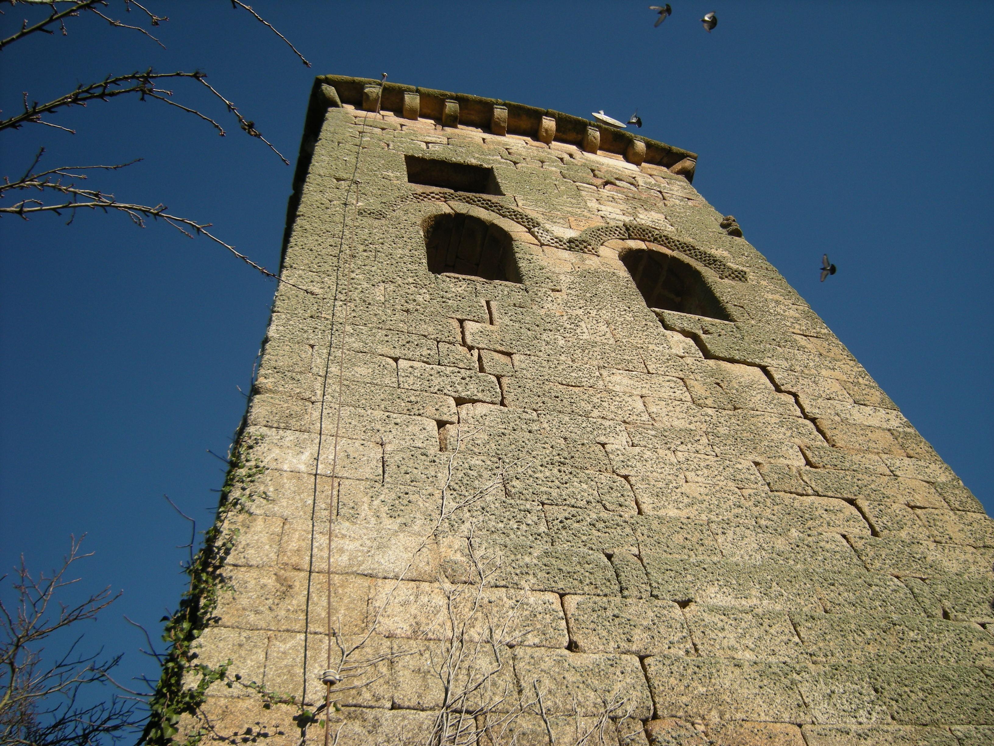Torre de Vilaza, Monterrei.