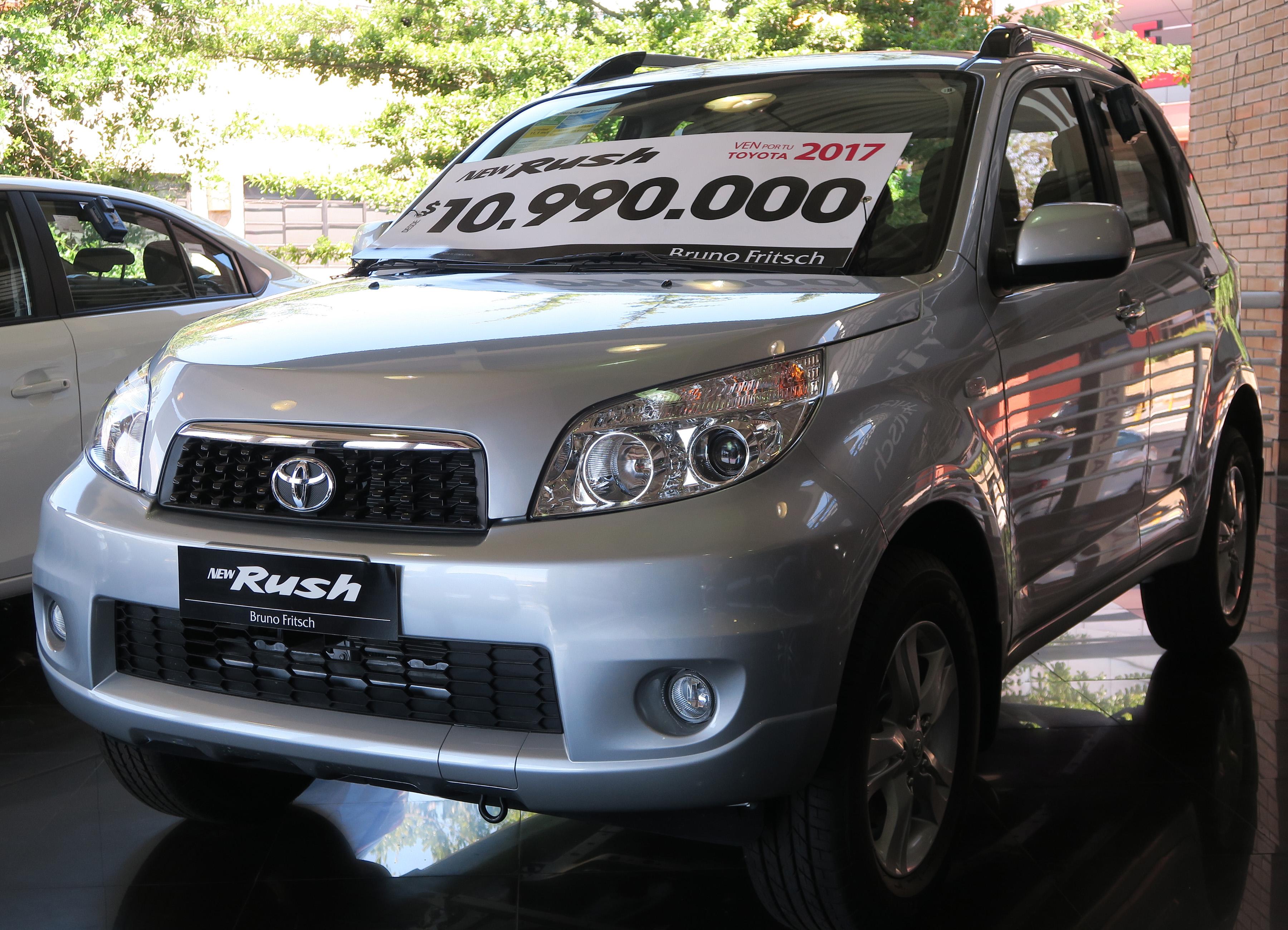 Kelebihan Kekurangan Toyota Rush 2017 Murah Berkualitas