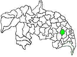 Tsundur mandal Mandal in Andhra Pradesh, India