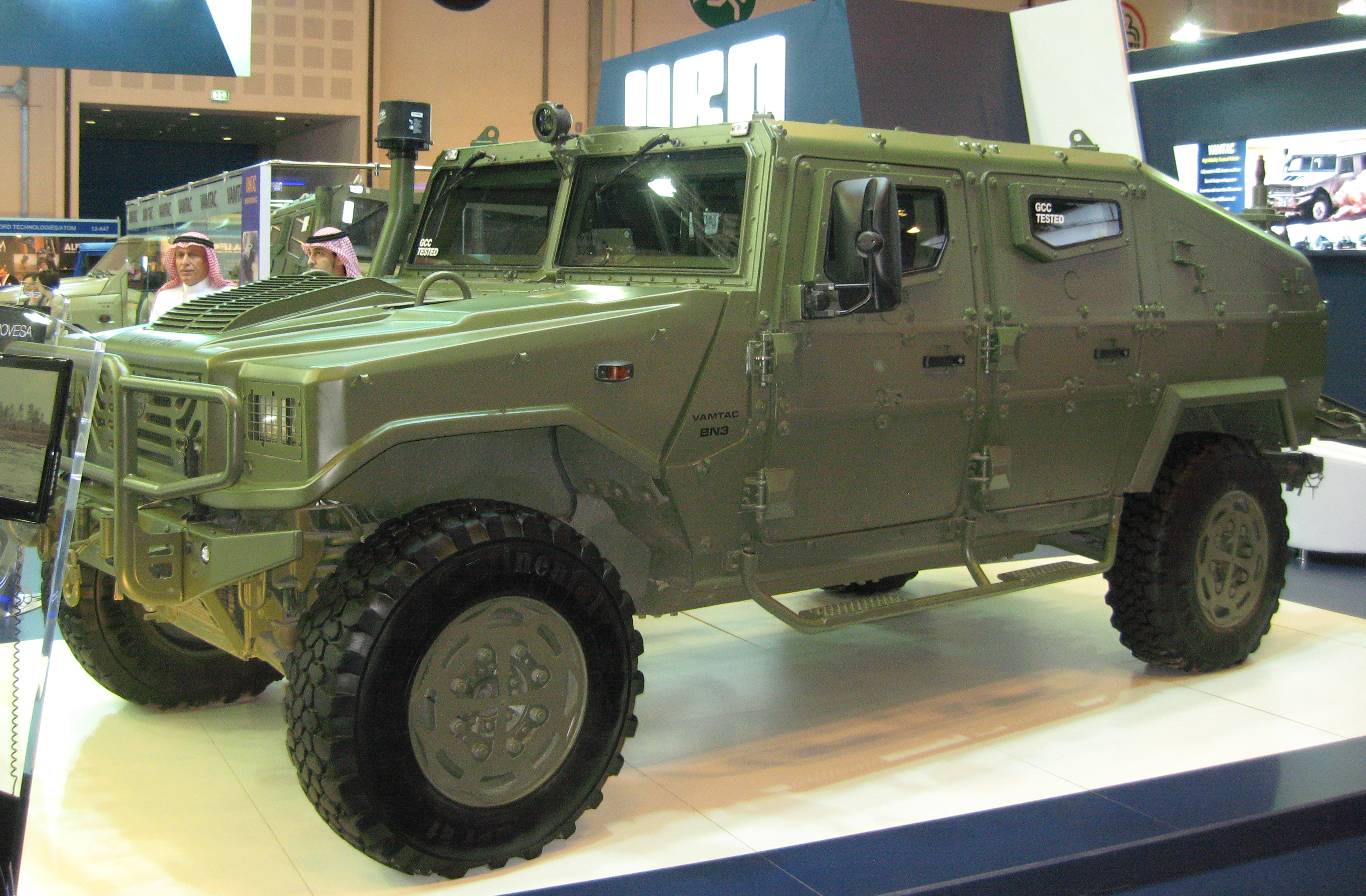 Armored Vehicles For Sale >> File:Urovesa Vamtac Armored.png