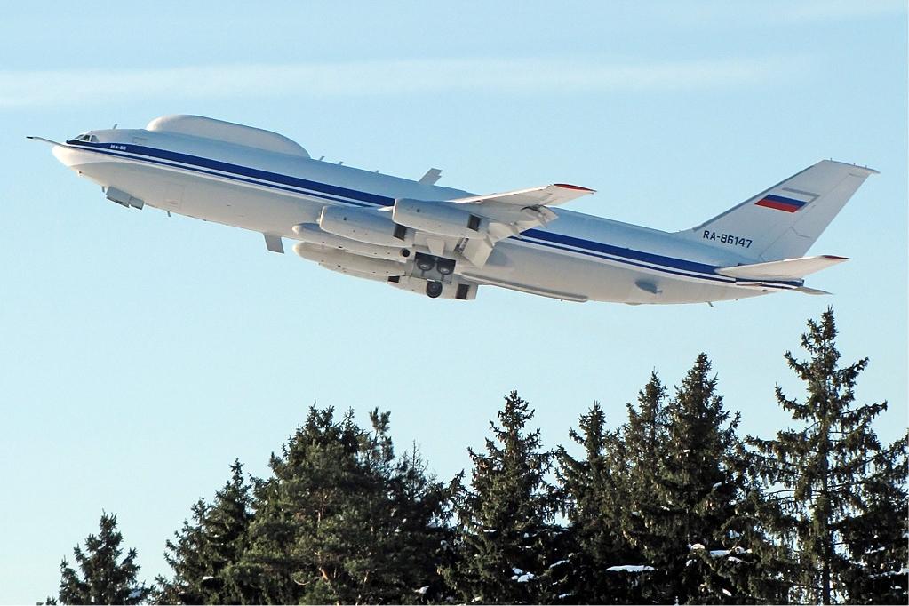 Ил86  фото видео характеристики самолета Ил 86