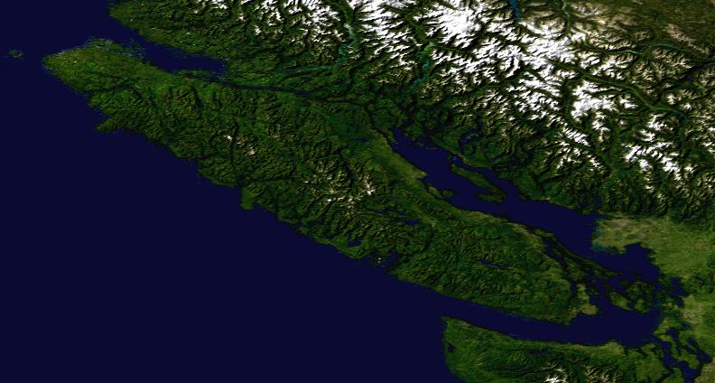 Nootka Island Vancouver Island Canada